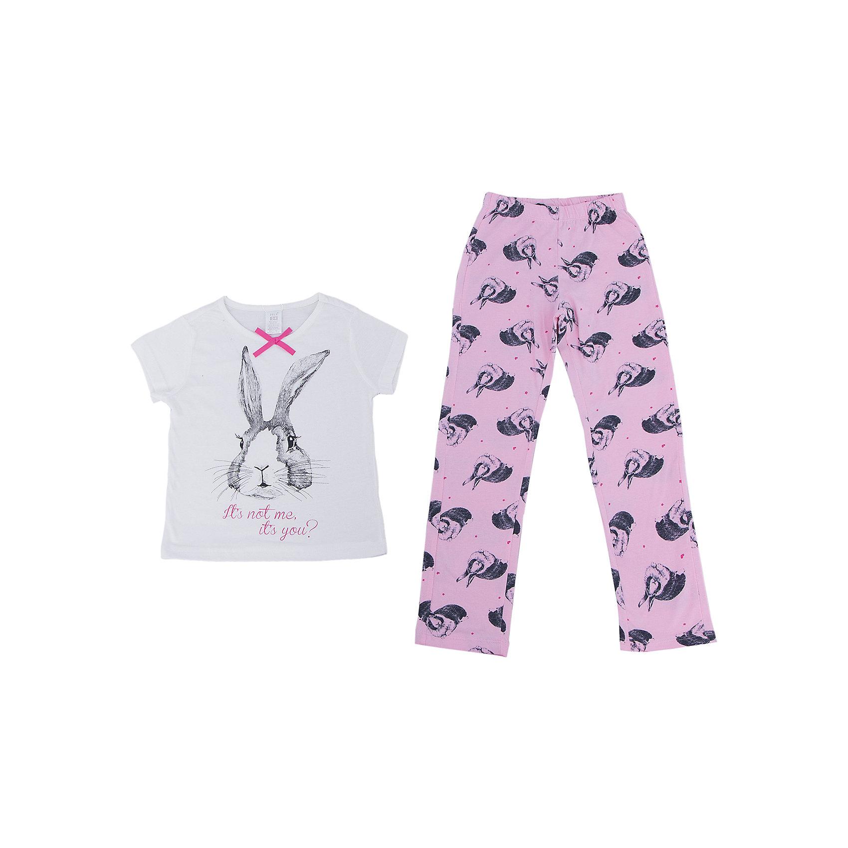 SELA Пижама для девочки SELA одежда для сна