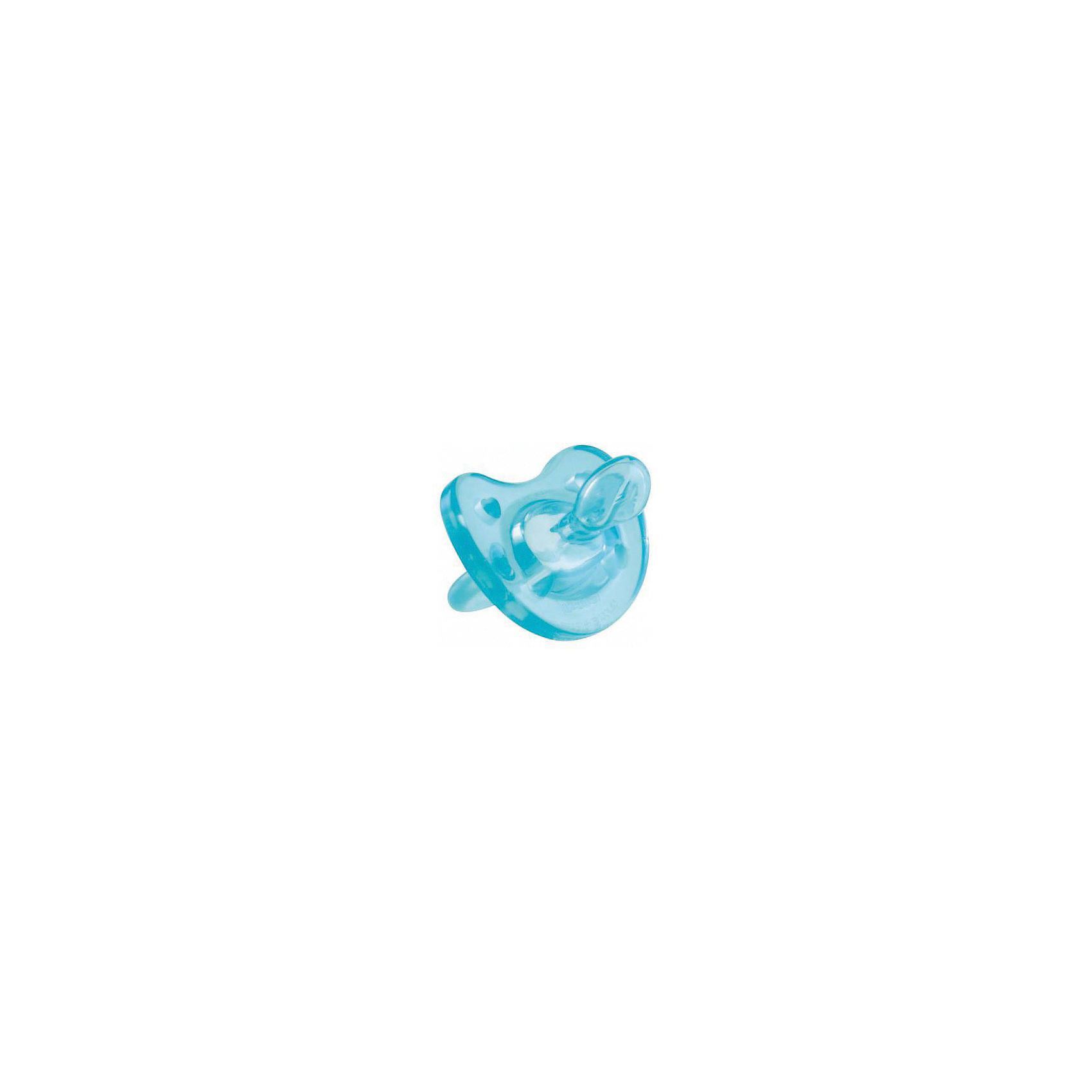 Силиконовая пустышка Physio Soft 0-6мес., CHICCO, голубойПустышки и аксессуары<br>Эта экстромягкая силиконовая пустышка создана специально для маленьких деток!<br>Она способствует правильному развитию неба, языка и зубок. А благодаря, своей мягкости, она совершенно не будет мешать ребенку спать. <br><br>Дополнительная информация:<br><br>- Возраст: от 0 до 6 месяцев.<br>- Цвет: голубой.<br>- Материал: силикон.<br><br>Купить пустышку Physio Soft (0-6мес.) в голубом цвете, можно в нашем магазине.<br><br>Ширина мм: 145<br>Глубина мм: 90<br>Высота мм: 50<br>Вес г: 13<br>Возраст от месяцев: 0<br>Возраст до месяцев: 6<br>Пол: Унисекс<br>Возраст: Детский<br>SKU: 4944243
