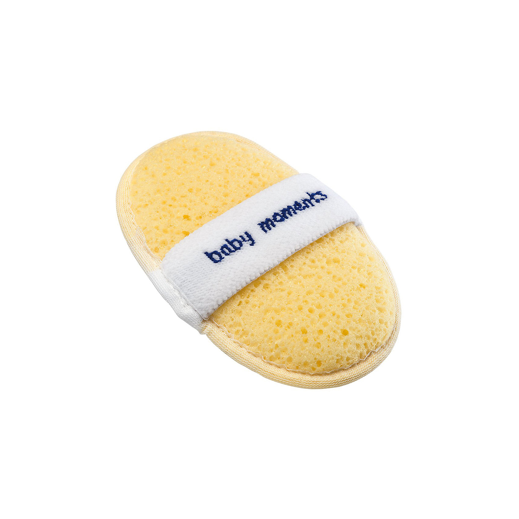 Губка-рукавичка Baby Moments с карманом для мыла, 0мес.+, CHICCO