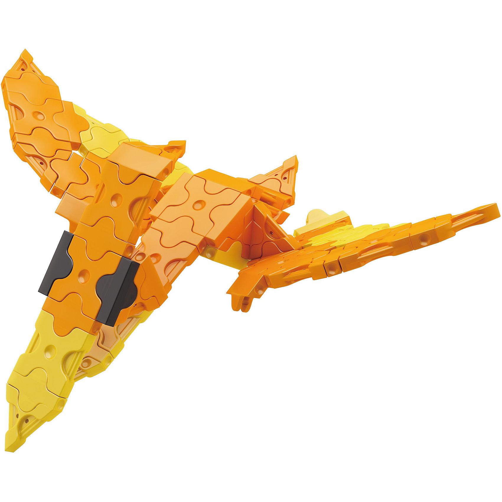Конструктор Mini Pteranodon, 88 деталей, LaQПластмассовые конструкторы<br>Конструктор Mini Pteranodon состоит из 88 оригинальных деталей, из которых ребенок с легкостью сможет собрать птеранодона. В наборе имеются яркие детали с формой треугольника и квадрата, с пятью удобными боковыми креплениями, которые можно соединять как прямо, так и с наклоном. Игра с конструктором развивает воображение, мелкую моторику и усидчивость. Соединять детали невероятно просто, что позволит юному скульптору играть с удовольствием!<br><br>Дополнительная информация:<br>В наборе: 88 деталей(3 цвета), инструкция <br>Материал: пластик<br>Размер упаковки: 8х8х4 см<br>Конструктор Mini Pteranodon можно приобрести в нашем интернет-магазине.<br><br>Ширина мм: 80<br>Глубина мм: 40<br>Высота мм: 80<br>Вес г: 60<br>Возраст от месяцев: 60<br>Возраст до месяцев: 1188<br>Пол: Унисекс<br>Возраст: Детский<br>SKU: 4944569