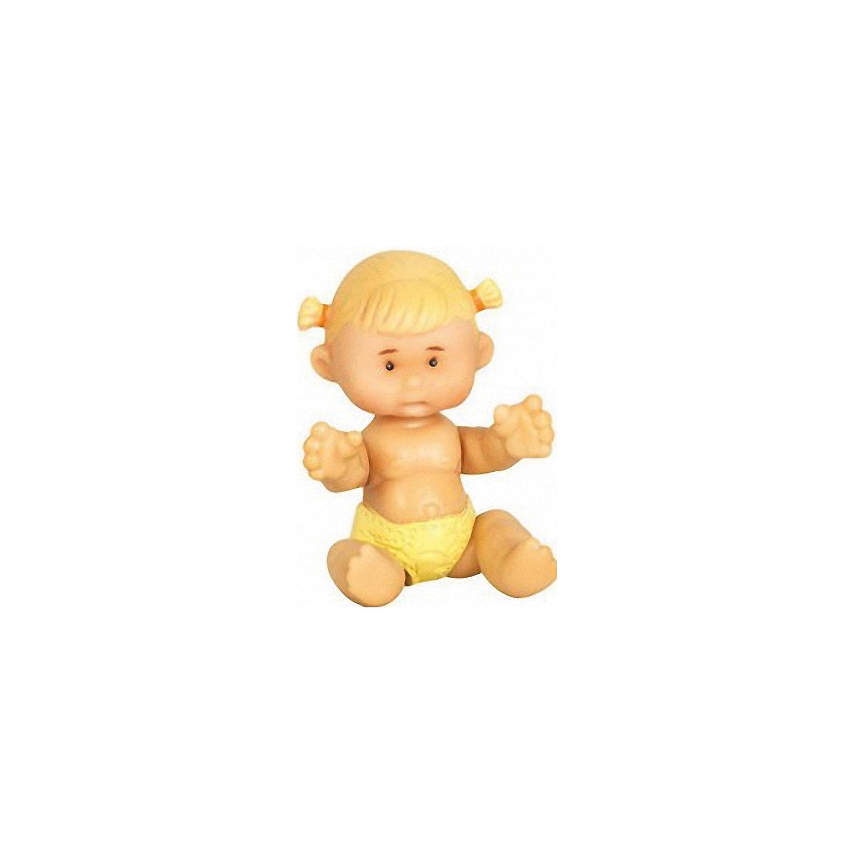 Пупс Анна Банана, 7см, YogurtinisМилый пупс Анна Банана не оставит ребенка равнодушным. Ножки и ручки игрушки подвижны. Оригинальное личико, необычное имя и приятный запах фруктового йогурта вызовут море позитивных эмоций у малыша.<br><br>Дополнительная информация:<br>Материал: пластик, ароматизатор<br>Высота пупса: 7 см<br>Пупса Анна Банана можно приобрести в нашем интернет-магазине.<br><br>Ширина мм: 75<br>Глубина мм: 75<br>Высота мм: 70<br>Вес г: 20<br>Возраст от месяцев: 36<br>Возраст до месяцев: 84<br>Пол: Женский<br>Возраст: Детский<br>SKU: 4944585