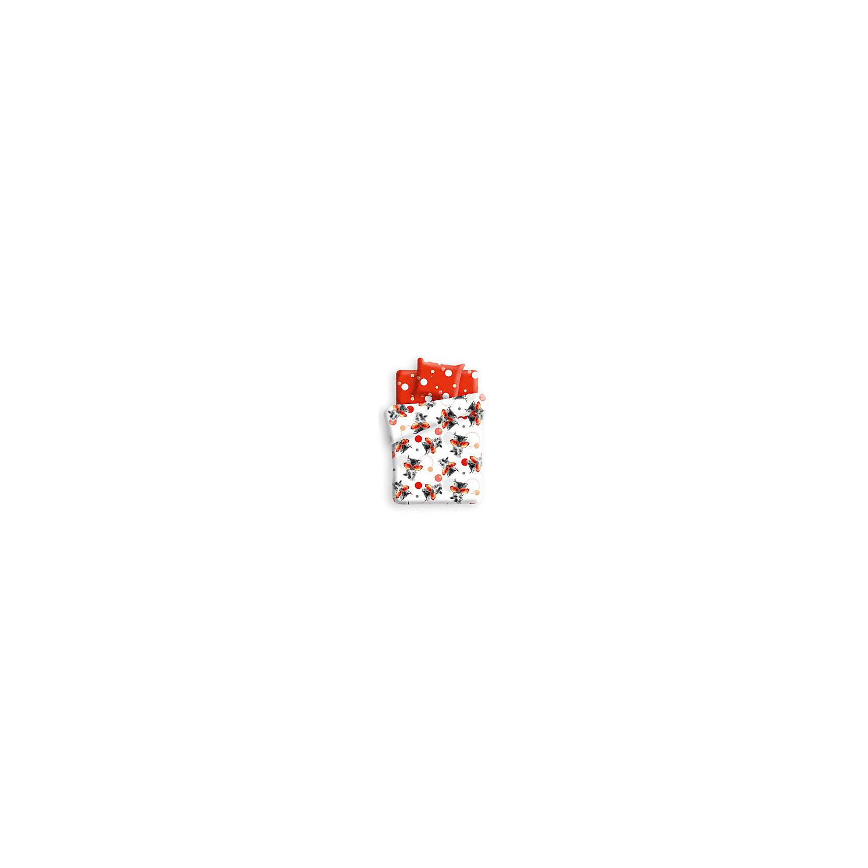Постельное белье 1,5 бязь, 70*70, FOR YOU, оранжевыйПостельное белье 1,5 бязь, 70*70, FOR YOU, оранжевый – комфортный и красивый КПБ создаст атмосферу уюта в детской комнате.<br>Постельное белье из коллекции FOR YOU - это новый стиль, модные тенденции для ребят в предподростковом возрасте 8-12 лет. Пододеяльник оформлен изображениями котят в больших оранжевых очках. Дизайн наволочки и простыни гармонично дополняет основной рисунок пододеяльника. Белье абсолютно натуральное, гипоаллергенное, соответствует строжайшим экологическим нормам безопасности, комфортное, дышащее, не нарушает естественные процессы терморегуляции, прочное, не линяет, не деформируется и не теряет своих красок даже после многочисленных стирок, а также отличается хорошей износостойкостью.<br><br>Дополнительная информация:<br><br>- 1,5 спальный<br>- В комплекте: пододеяльник 215х143 см, простыня 214х150 см, наволочка 1 шт. 70х70 см.<br>- Тип застежки: прорезь<br>- Материал: бязь (100% хлопок)<br><br>Постельное белье 1,5 бязь, 70*70, FOR YOU, оранжевое можно купить в нашем интернет-магазине.<br><br>Ширина мм: 230<br>Глубина мм: 350<br>Высота мм: 40<br>Вес г: 1200<br>Возраст от месяцев: 48<br>Возраст до месяцев: 144<br>Пол: Унисекс<br>Возраст: Детский<br>SKU: 4945329