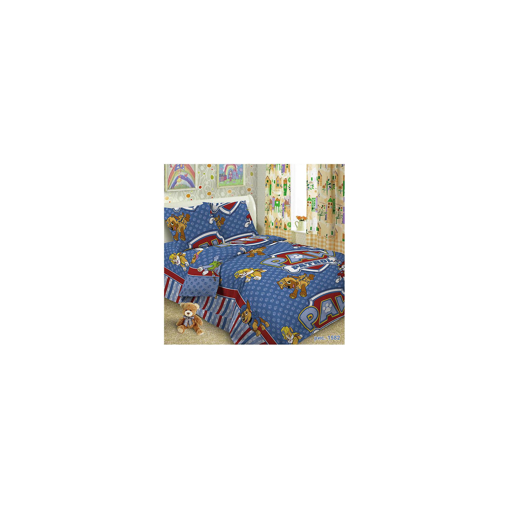 Постельное белье Догги, (50х70), Letto, голубойПостельное белье Догги, (50х70), Letto, голубой – это залог крепкого сна и хорошего самочувствия вашего ребенка.<br>Симпатичный комплект постельного белья «Догги», украшенный ярким анималистическим принтом, выполнен из плотного хлопка, полотняного плетения, группы перкаль, с использованием современных устойчивых, гипоаллергенных красителей. Такое белье прослужит долго и выдержит много стирок. Удобный пододеяльник на молнии сделает смену постельного белья быстрой и несложной. Рекомендуется перед первым использованием постирать, но не пересушивать. Применение кондиционера при стирке сделает постельное белье мягче и комфортней.<br><br>Дополнительная информация:<br><br>- 1,5 спальное<br>- В комплекте: пододеяльник 147х210см, простыня 150х210 см, наволочка  1 шт. 50х70 см.<br>- Материал: перкаль (100% хлопок)<br>- Пододеяльник на молнии<br>- Обращаем внимание, что расцветка наволочек может отличаться от представленной на фото<br><br>Постельное белье Догги, (50х70), Letto, голубое можно купить в нашем интернет-магазине.<br><br>Ширина мм: 390<br>Глубина мм: 280<br>Высота мм: 40<br>Вес г: 1200<br>Возраст от месяцев: 36<br>Возраст до месяцев: 144<br>Пол: Унисекс<br>Возраст: Детский<br>SKU: 4947792