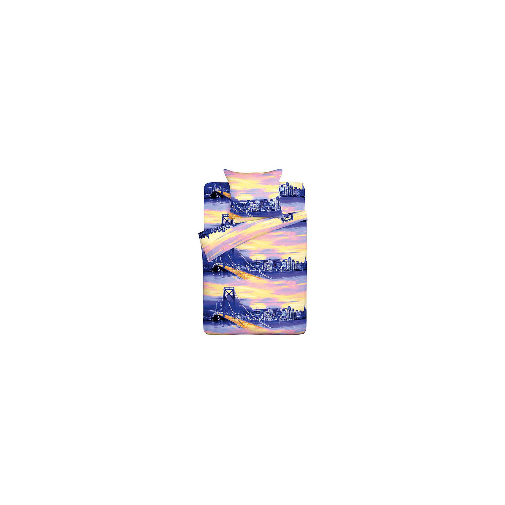Постельное белье Индиго, (50х70), LettoДомашний текстиль<br>Постельное белье Индиго, (50х70), Letto - это качественное постельное белье из традиционной российской бязи.<br>Яркий комплект постельного белья «Индиго» создаст ощущение комфорта и уюта в спальне. Комплект изготовлен из бязи плотного плетения (100% хлопок). Эта традиционная натуральная ткань отличается экологичностью и практичностью, хорошо пропускает воздух и позволяет коже дышать. Благодаря устойчивым качественным красителям белье сохраняют свою яркость и насыщенность оттенков даже после частых стирок. Удобный пододеяльник на молнии сделает смену постельного белья быстрой и несложной. Рекомендуется перед первым использованием постирать, но не пересушивать. Применение кондиционера при стирке сделает такое постельное белье мягче и комфортней.<br><br>Дополнительная информация:<br><br>- 1,5 спальное<br>- В комплекте: пододеяльник 148х210см, простыня 150х210 см, наволочка 1 шт. 50х70 см.<br>- Материал: бязь (100% хлопок)<br>- Пододеяльник на молнии<br>- Обращаем внимание, что расцветка наволочек может отличаться от представленной на фото<br><br>Постельное белье Индиго, (50х70), Letto можно купить в нашем интернет-магазине.<br><br>Ширина мм: 390<br>Глубина мм: 280<br>Высота мм: 40<br>Вес г: 1200<br>Возраст от месяцев: 36<br>Возраст до месяцев: 144<br>Пол: Унисекс<br>Возраст: Детский<br>SKU: 4947793