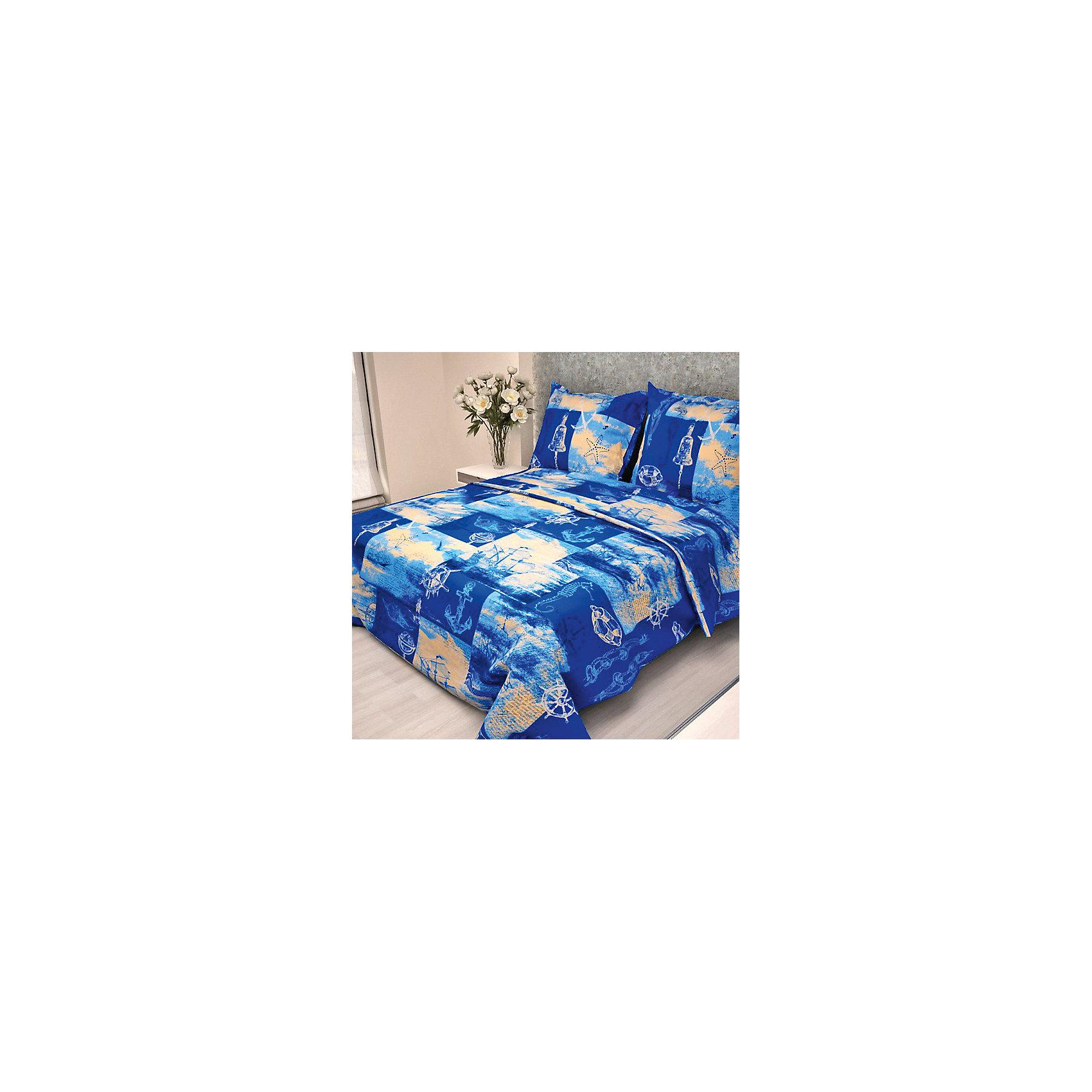 Letto Постельное белье Кораблик,(50х70), Letto постельное из бязи купить оптом в одессе