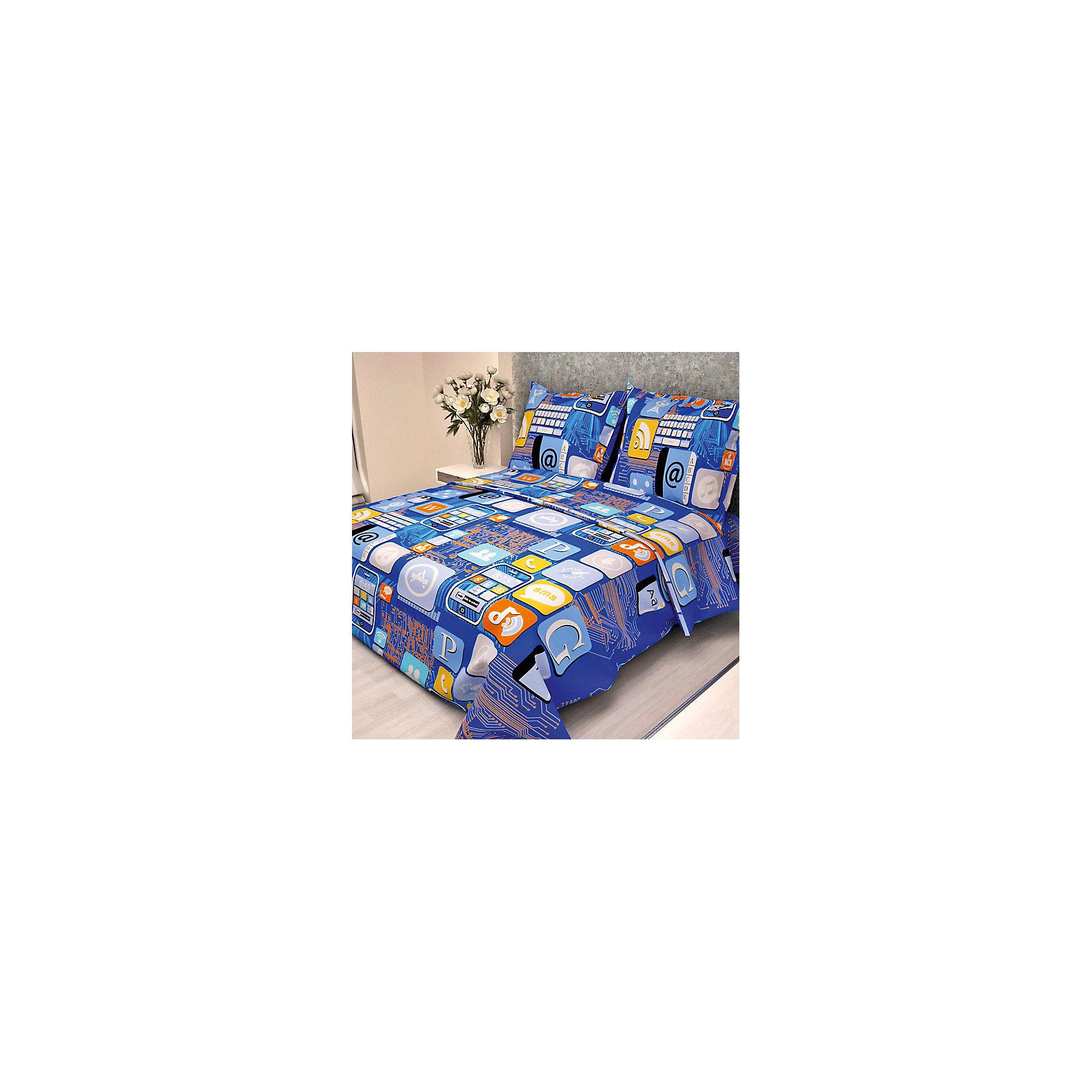 Letto Постельное белье Смартфон, (50х70), Letto постельное из бязи купить оптом в одессе