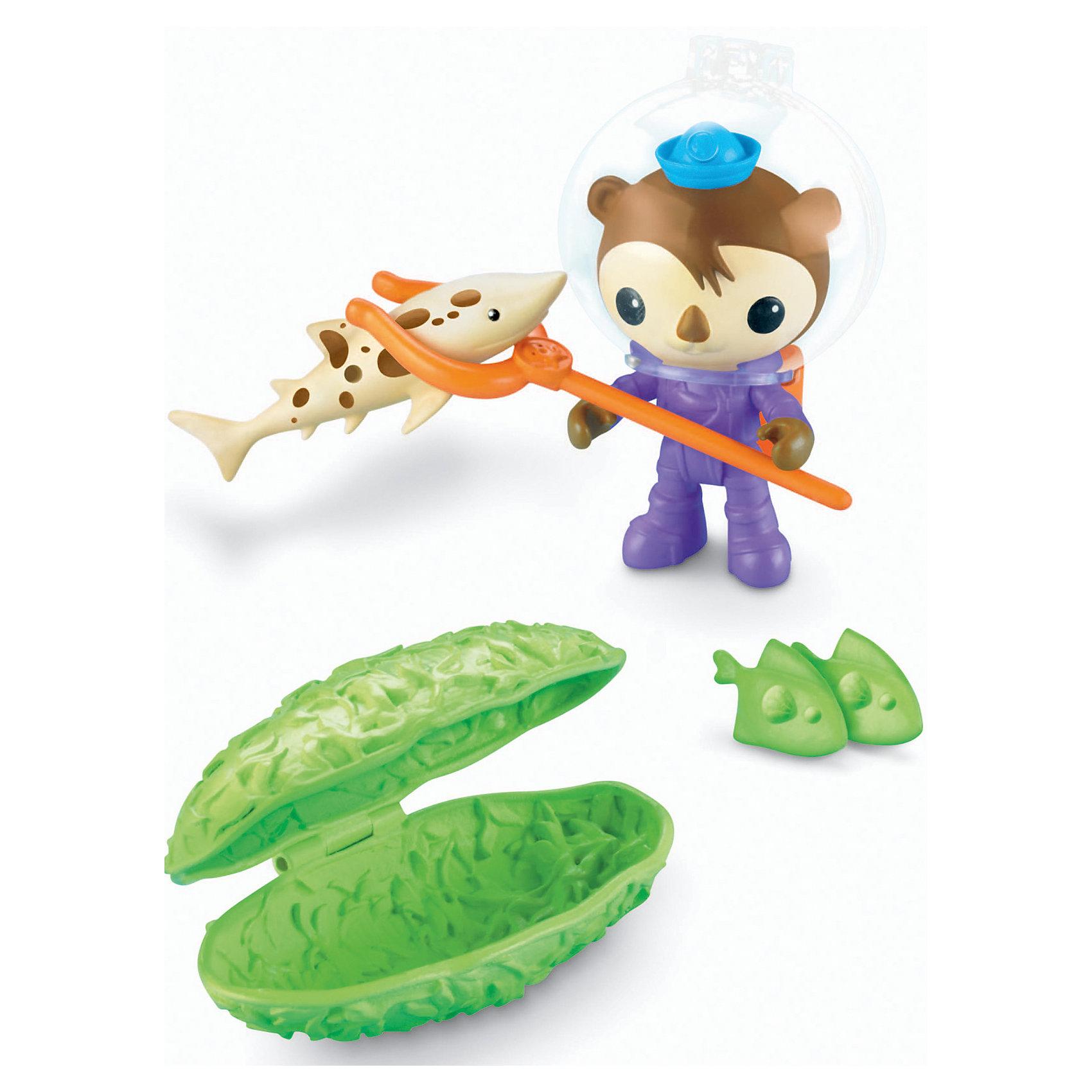 Mattel Набор фигурок с транспортом, Октонавты, Fisher Price mattel базовая фигурка октонавты fisher price