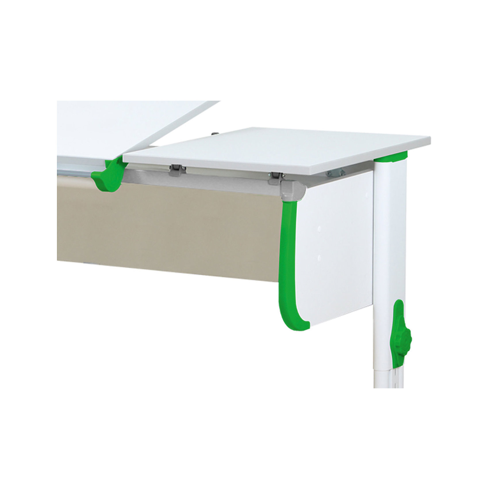 Комплект декоративных элементов ДЭП.03, Дэми, зеленый