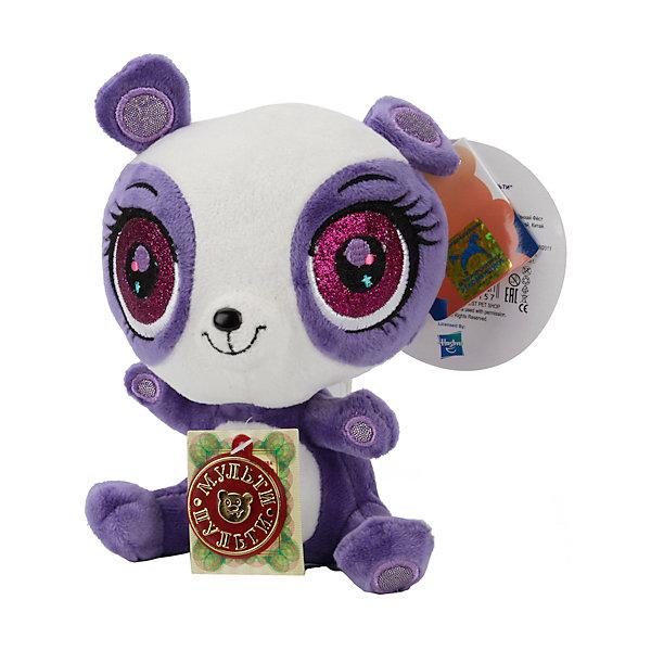 Мягкая игрушка Панда, Littlest Pet Shop, МУЛЬТИ-ПУЛЬТИМягкие игрушки животные<br>Мягкая игрушка Панда, Littlest Pet Shop, МУЛЬТИ-ПУЛЬТИ<br><br>Характеристики:<br><br>• Возраст: от 3 лет<br>• Материал: плюш, наполнитель<br>• Высота игрушки: 16 см<br><br>Мультсериал «Маленький зоомагазинчик» покорил каждого ребенка. Милая и веселая панда станет верным спутником малыша или любимой домашней игрушкой. Красивый, красочный герой любимого мультфильма станет героем множества выдуманных сказок ребенка. Качественный материал не вызывает аллергии. За игрушкой легко ухаживать и она не пылится. <br><br>Мягкая игрушка Панда, Littlest Pet Shop, МУЛЬТИ-ПУЛЬТИ можно купить в нашем интернет-магазине.<br><br>Ширина мм: 100<br>Глубина мм: 180<br>Высота мм: 200<br>Вес г: 120<br>Возраст от месяцев: 12<br>Возраст до месяцев: 9<br>Пол: Унисекс<br>Возраст: Детский<br>SKU: 4950420