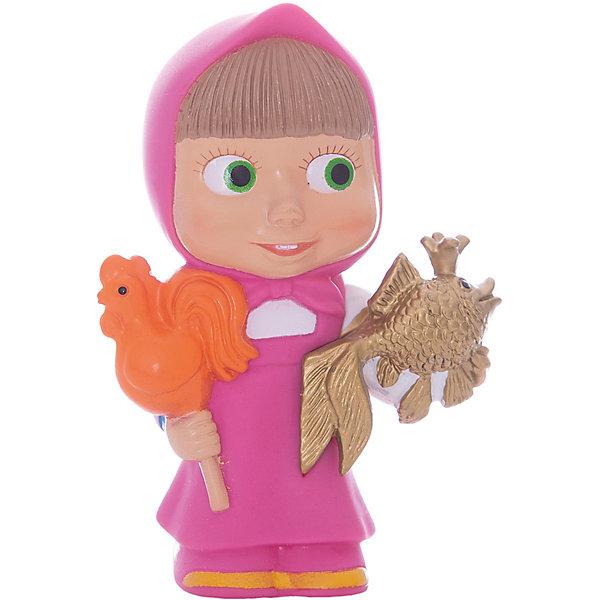 Фигурка для ванной Маша с леденцом и рыбкой, Маша и медведь, Играем вместеМаша и Медведь<br>Фигурка для ванной Маша с леденцом и рыбкой, Маша и медведь, Играем вместе<br><br>Характеристики:<br><br>• Материал: ПВХ.<br>• Размер: 4х9х6см.<br><br>Отличная игрушка из мягкого ПВХ надолго займет внимание вашего малыша. Эта игрушка поможет малышу при прорезывании зубов, поможет развивать моторику рук, знакомить с формой, цветом, образами также с ней можно забавно поиграть в ванной. Яркий образ любимой героини поможет ребенку придумывать различные сюжетно-ролевые игры.<br><br>Фигурку для ванной Маша с леденцом и рыбкой, Маша и медведь, Играем вместе, можно купить в нашем интернет – магазине.<br><br>Ширина мм: 40<br>Глубина мм: 90<br>Высота мм: 60<br>Вес г: 40<br>Возраст от месяцев: 6<br>Возраст до месяцев: 3<br>Пол: Унисекс<br>Возраст: Детский<br>SKU: 4950488
