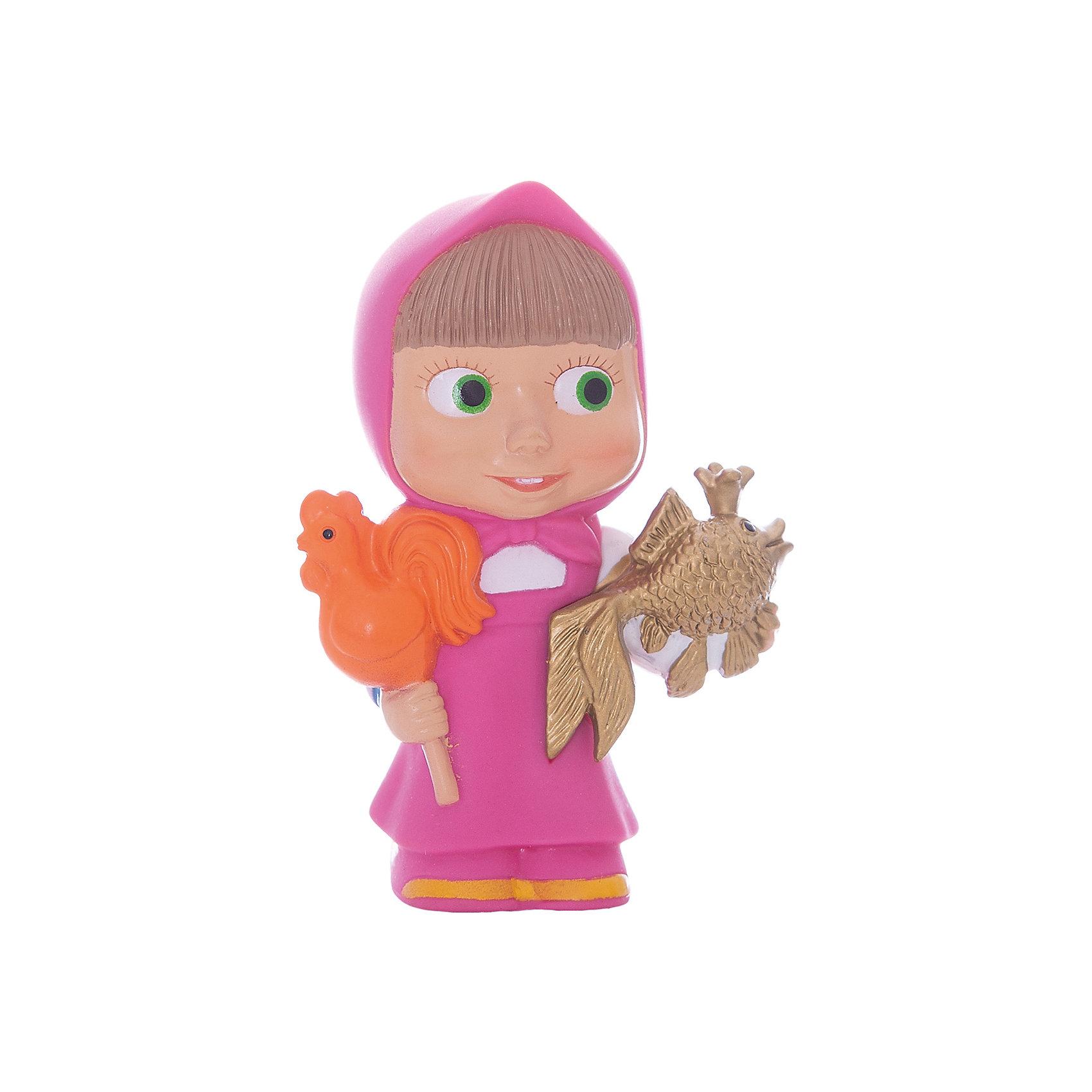 Фигурка для ванной Маша с леденцом и рыбкой, Маша и медведь, Играем вместеПопулярные игрушки<br>Фигурка для ванной Маша с леденцом и рыбкой, Маша и медведь, Играем вместе<br><br>Характеристики:<br><br>• Материал: ПВХ.<br>• Размер: 4х9х6см.<br><br>Отличная игрушка из мягкого ПВХ надолго займет внимание вашего малыша. Эта игрушка поможет малышу при прорезывании зубов, поможет развивать моторику рук, знакомить с формой, цветом, образами также с ней можно забавно поиграть в ванной. Яркий образ любимой героини поможет ребенку придумывать различные сюжетно-ролевые игры.<br><br>Фигурку для ванной Маша с леденцом и рыбкой, Маша и медведь, Играем вместе, можно купить в нашем интернет – магазине.<br><br>Ширина мм: 40<br>Глубина мм: 90<br>Высота мм: 60<br>Вес г: 40<br>Возраст от месяцев: 6<br>Возраст до месяцев: 3<br>Пол: Унисекс<br>Возраст: Детский<br>SKU: 4950488