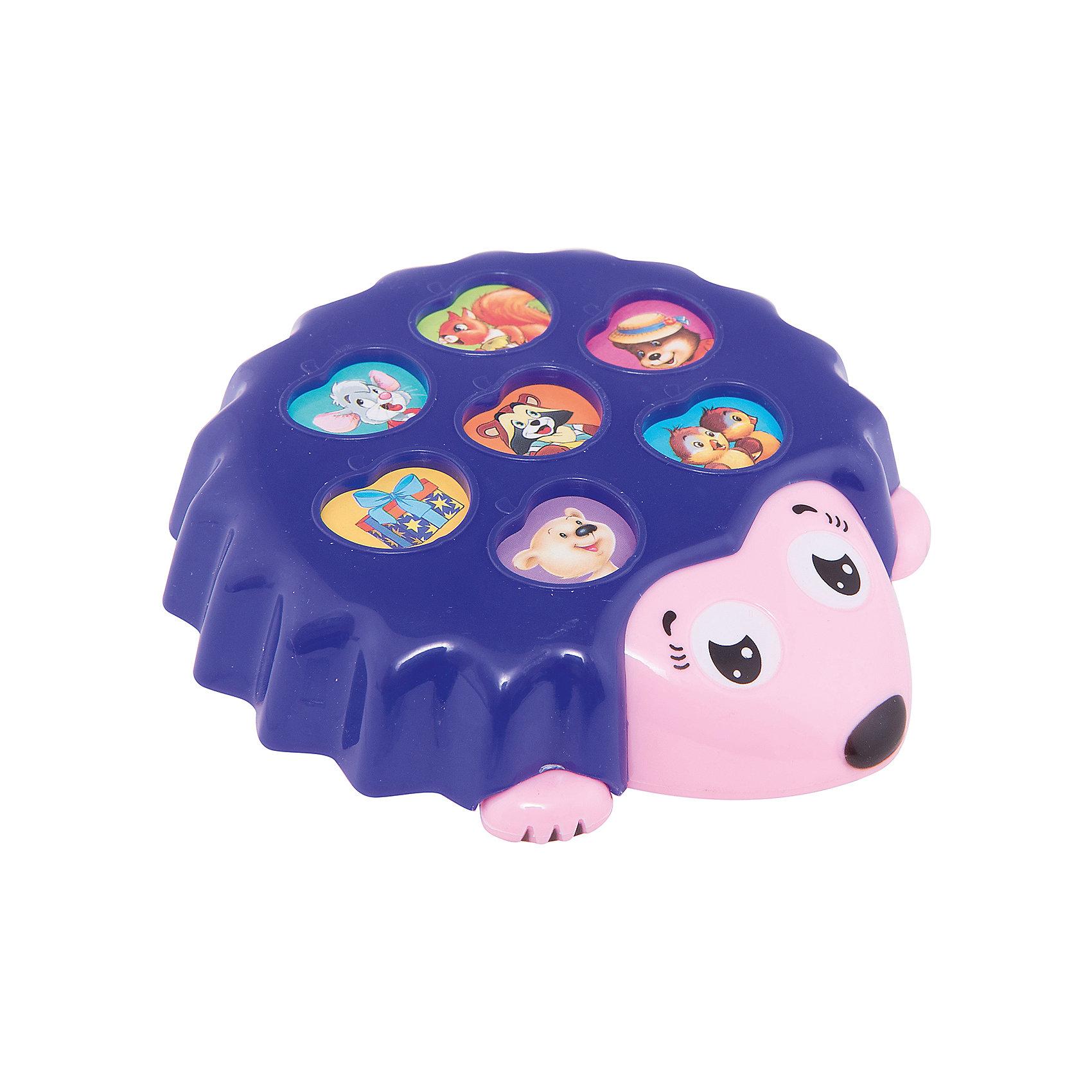 Плеер ЕжикПлеер в виде милого ежика понравится всем малышам! Играй с ярким ежиком, нажимай на кнопочки, слушай любимые мелодии! <br>Прекрасный подарок на любой праздник. <br><br>Дополнительная информация:<br><br>- Материал: пластик. <br>- Размер: 11х11 см. <br>- Элемент питания: ААА батарейки (в комплекте).<br>- Регулировка громкости. <br>- 7 песенок: Улыбка, Песенка мышонка, Пусть бегут неуклюже, Песенка Умки, Сидит белка на тележке, Мишка косолапый, Ладушки-ладушки. <br><br>Плеер Ежик можно купить в нашем магазине.<br><br>Ширина мм: 19<br>Глубина мм: 30<br>Высота мм: 19<br>Вес г: 120<br>Возраст от месяцев: 24<br>Возраст до месяцев: 48<br>Пол: Унисекс<br>Возраст: Детский<br>SKU: 4951743