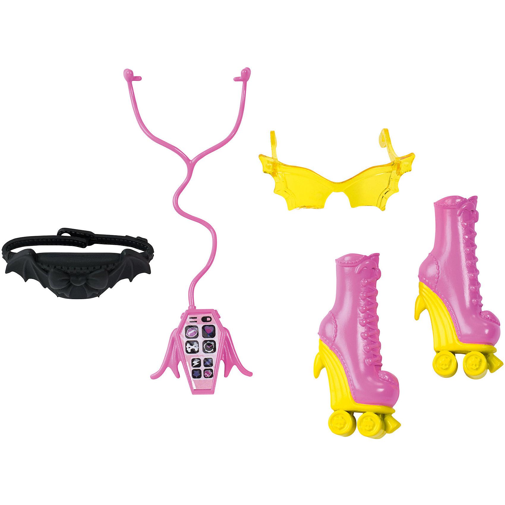 Mattel Набор аксессуаров , Monster High mattel monster high fcv81 набор кукол из серии семья монстриков