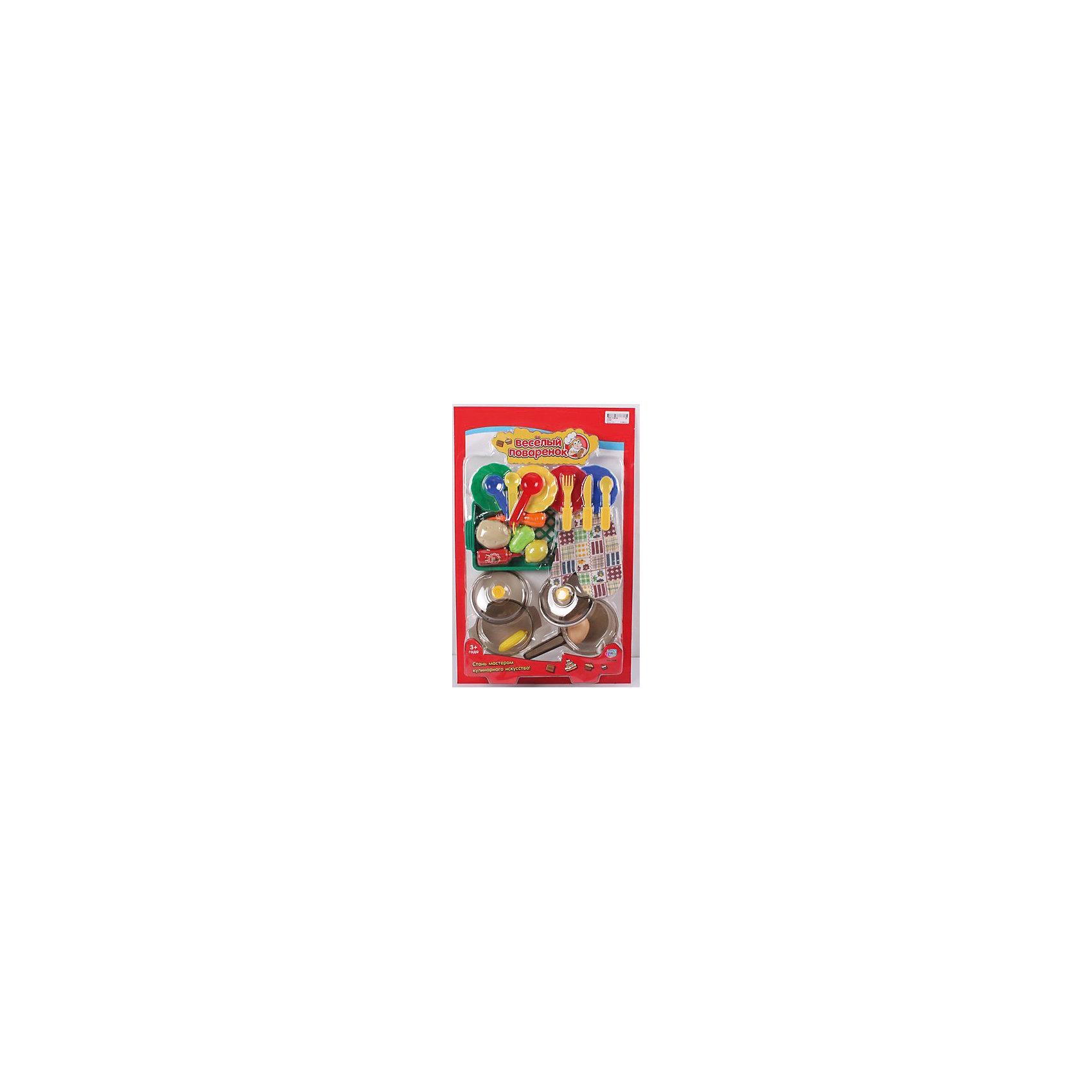 - Игровой набор Веселый поваренок, PlaySmart