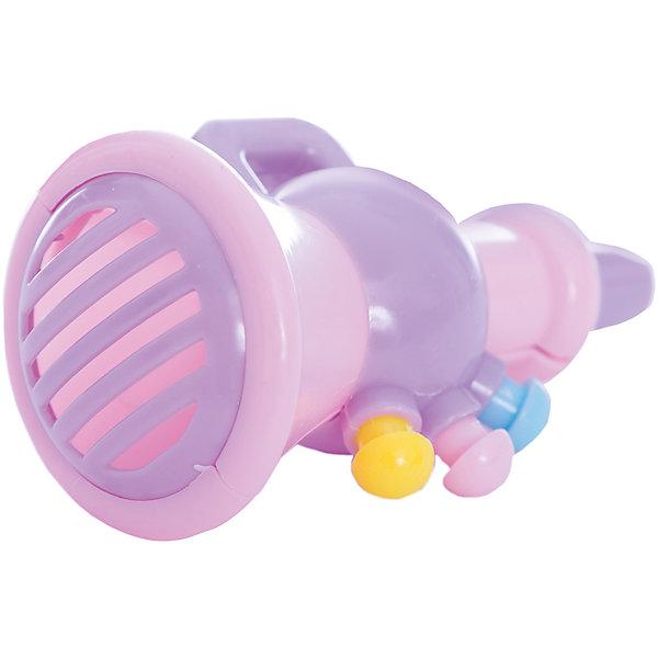 Труба, 1toyДругие музыкальные инструменты<br>Детский музыкальный инструмент Труба имеет привлекательный дизайн и 3 кнопочки, нажав на которые, труба будет издать музыкальные звуки. Эта труба несомненно понравится малышу и станет его первым музыкальным инструментом!<br><br>Дополнительная информация:<br>Материал: пластик<br>Размер: 6х5х10 см<br>Вес: 25 грамм<br>Трубу можно купить в нашем интернет-магазине.<br>Ширина мм: 100; Глубина мм: 50; Высота мм: 60; Вес г: 25; Возраст от месяцев: 36; Возраст до месяцев: 120; Пол: Унисекс; Возраст: Детский; SKU: 4953674;