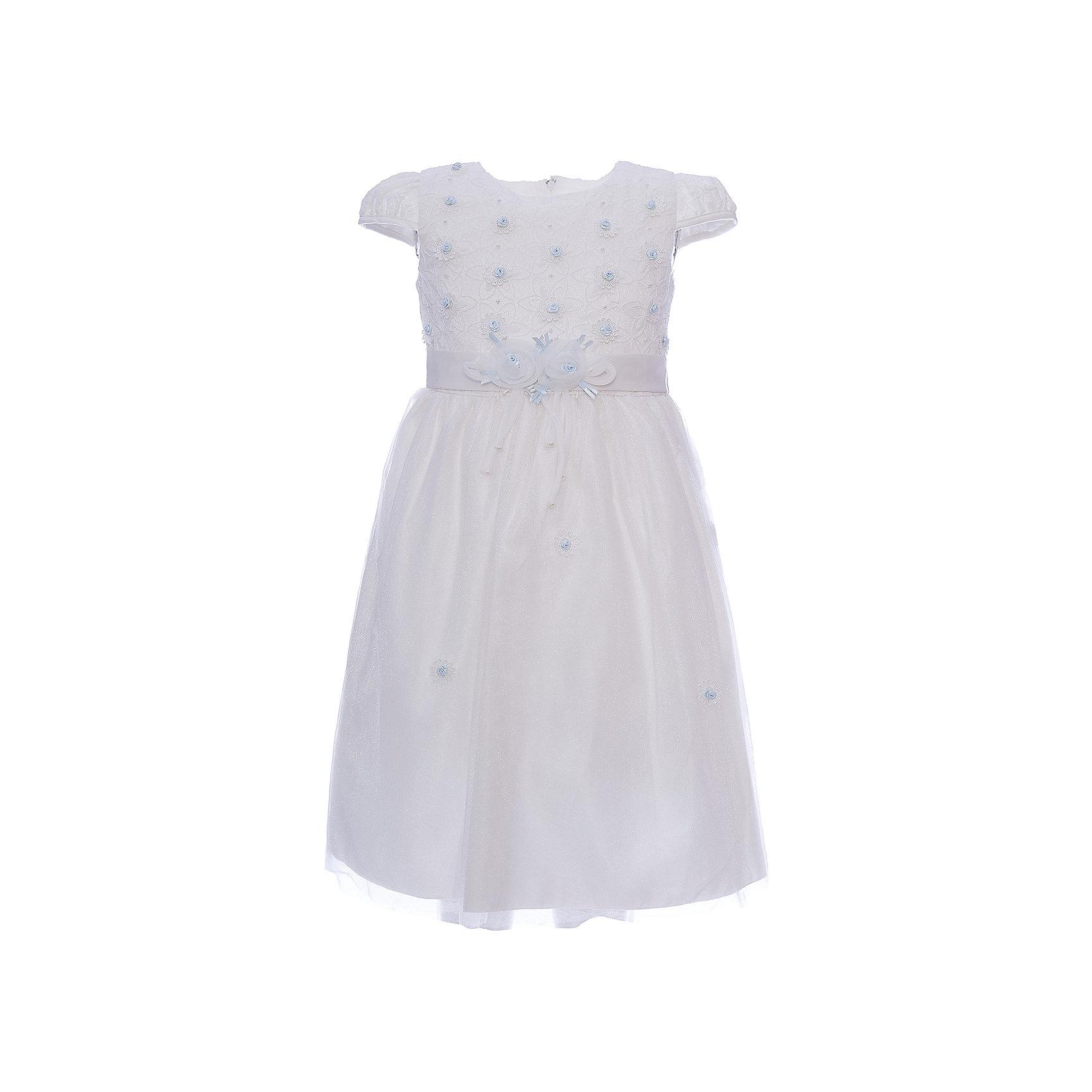 Нарядное платье для девочки VitacciПлатье для девочки от известного бренда Vitacci.<br>Очаровательное платье для маленькой принцессы. Модель отрезная по линии талии,с застёжкой молнией на спинке.<br>Состав:<br>100% полиэстер<br><br>Ширина мм: 236<br>Глубина мм: 16<br>Высота мм: 184<br>Вес г: 177<br>Цвет: бело-розовый<br>Возраст от месяцев: 72<br>Возраст до месяцев: 84<br>Пол: Женский<br>Возраст: Детский<br>Размер: 120,90,100,80,110<br>SKU: 4956091