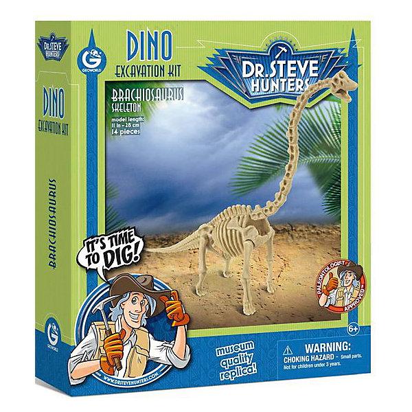 Набор для проведения раскопок Брахиозавр