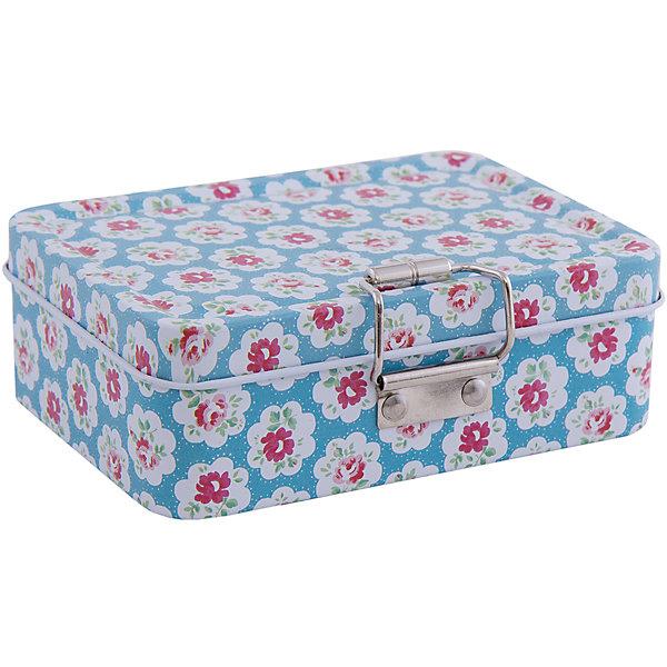 Коробка для безделушек и мелочей Цветные облака (12.5*9*4см)Детские предметы интерьера<br>Коробка для безделушек и мелочей Цветные облака изготовлена из металла, закрывается крышкой и застежкой, есть съемное отделение. Коробка украшена симпатичным рисунком, достаточно вместительная и отлично подойдет для хранения небольших вещей. Такая коробка приятно дополнит интерьер комнаты или станет восхитительным подарком близкому человеку.<br><br>Дополнительная информация:<br>Дополнительное съемное отделение<br>Материал:  металл<br>Размер: 12,5х9х4 см<br>Коробку для безделушек и мелочей Цветные облака вы можете купить в нашем интернет-магазине.<br>Ширина мм: 310; Глубина мм: 460; Высота мм: 460; Вес г: 151; Возраст от месяцев: 84; Возраст до месяцев: 216; Пол: Унисекс; Возраст: Детский; SKU: 4957958;