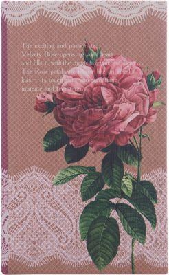 Феникс-Презент Шкатулка декоративная Алая роза (17*11*5 см)