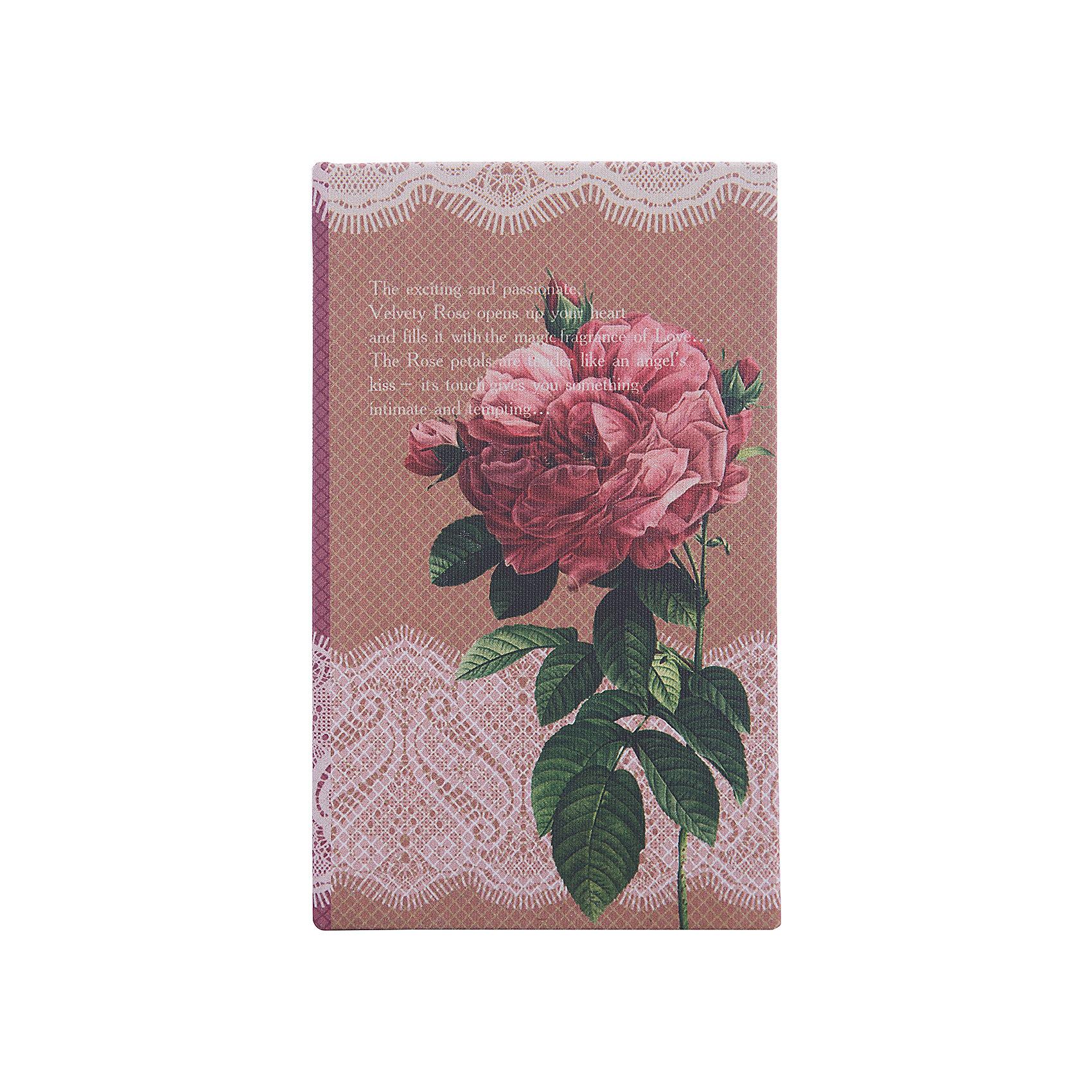 Шкатулка декоративная  Алая роза (17*11*5 см)Стильная декоративная шкатулка Алая роза выполнена в форме книги с оригинальным рисунком. Она отлично подойдет для хранения мелочей и безделушек, есть отделение для украшений. Отличный вариант для ценного и оригинального подарка!<br><br>Дополнительная информация:<br>Материал: МДФ<br>Размер: 5х26х17 см<br>Вес: 285 грамм<br>Декоративную шкатулку Алая роза можно купить в нашем интернет-магазине.<br><br>Ширина мм: 400<br>Глубина мм: 380<br>Высота мм: 370<br>Вес г: 200<br>Возраст от месяцев: 84<br>Возраст до месяцев: 216<br>Пол: Унисекс<br>Возраст: Детский<br>SKU: 4957972
