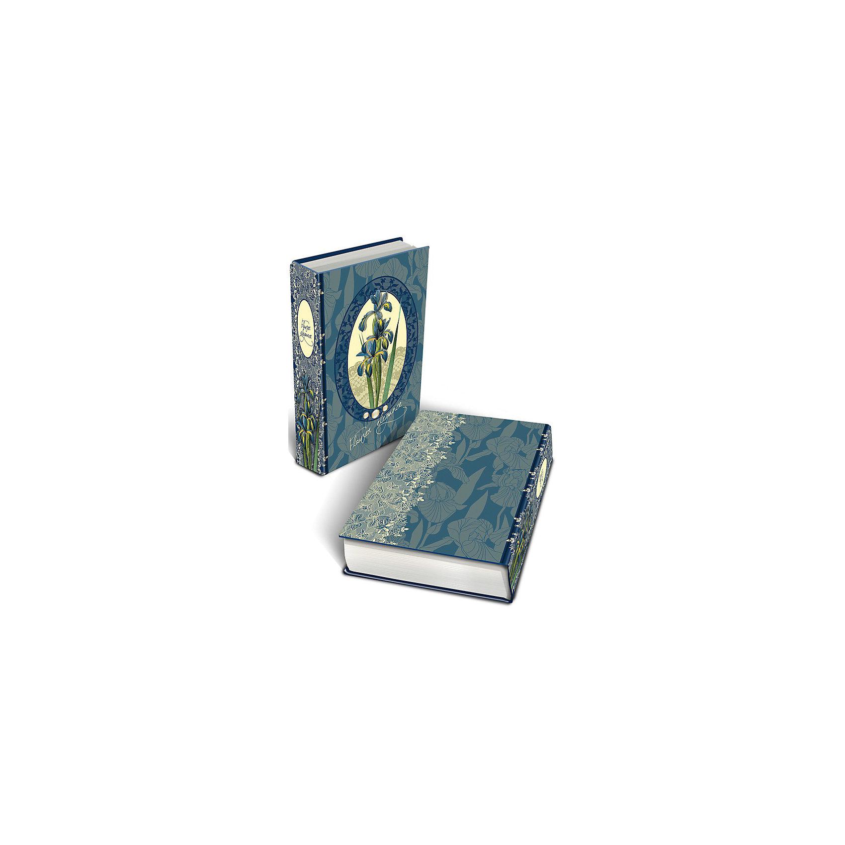 Шкатулка декоративная Букет ирисов (17*11*5 см)Стильная декоративная шкатулка Букет ирисов выполнена в форме книги с оригинальным рисунком. Она отлично подойдет для хранения мелочей и безделушек, есть отделение для украшений. Отличный вариант для ценного и оригинального подарка!<br><br>Дополнительная информация:<br>Материал: МДФ<br>Размер: 5х26х17 см<br>Вес: 285 грамм<br>Декоративную шкатулку Букет ирисов можно купить в нашем интернет-магазине.<br><br>Ширина мм: 370<br>Глубина мм: 400<br>Высота мм: 380<br>Вес г: 200<br>Возраст от месяцев: 84<br>Возраст до месяцев: 216<br>Пол: Унисекс<br>Возраст: Детский<br>SKU: 4957973