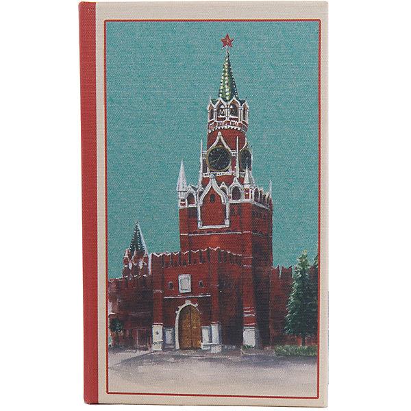 Шкатулка декоративная КремльДетские предметы интерьера<br>Декоративная шкатулка Кремль изготовлена из дерева в форме книги. Она декорирована интересным рисунком с изображением Кремля. В такой шкатулке приятно будет приятно хранить вещи, украшения и мелкие безделушки.<br><br>Дополнительная информация:<br>Материал: МДФ<br>Размер: 5х17х11 см<br>Вес: 280грамм<br>Вы можете купить декоративную шкатулку Кремль в нашем интернет-магазине.<br>Ширина мм: 390; Глубина мм: 370; Высота мм: 380; Вес г: 307; Возраст от месяцев: 84; Возраст до месяцев: 216; Пол: Унисекс; Возраст: Детский; SKU: 4957986;