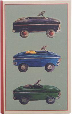 Феникс-Презент Шкатулка декоративная Советские автомобили
