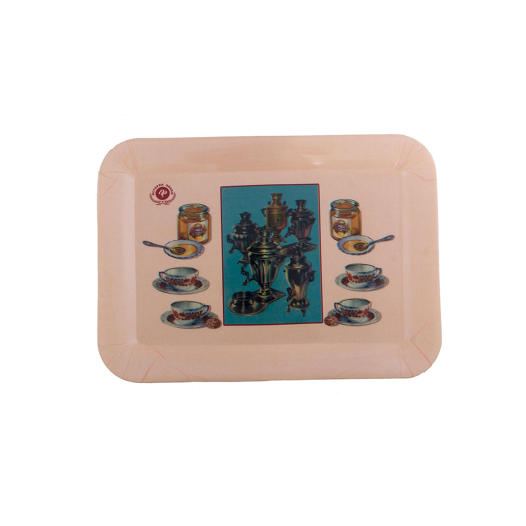 Поднос кухонный  Варенья 35,5*25,5смПосуда<br>Кухонный поднос Варенье изготовлен из качественного полипропилена, оснащен удлиненными бортиками и декорирован рисунком с изображение баночек с вареньем. Прекрасно подойдет для декора и сервировки!<br><br>Дополнительная информация:<br>Материал: полипропилен<br>Размер: 36х26х2 см<br>Вес: 250 грамм<br>Вы можете купить кухонный поднос Варенья в нашем интернет-магазине.<br><br>Ширина мм: 290<br>Глубина мм: 280<br>Высота мм: 380<br>Вес г: 248<br>Возраст от месяцев: 84<br>Возраст до месяцев: 216<br>Пол: Унисекс<br>Возраст: Детский<br>SKU: 4958008