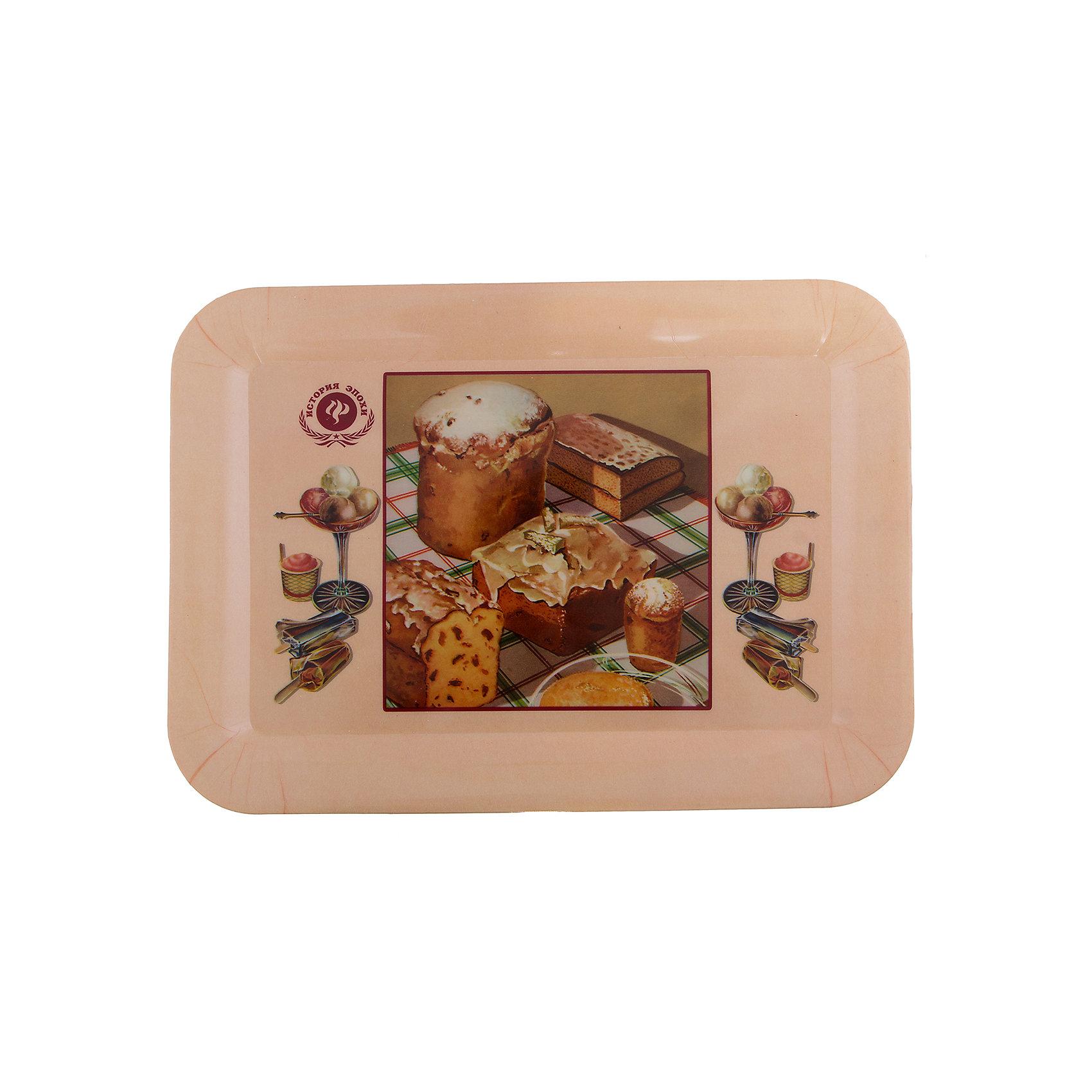 Феникс-Презент Поднос кухонный  Ретро-кексы35,5*25,5см