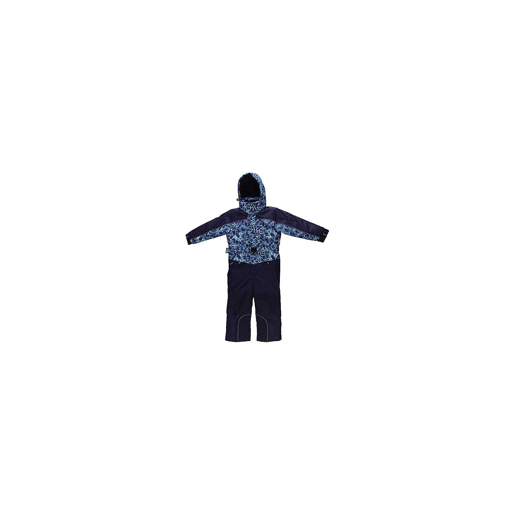 Комбинезон для мальчика Sweet BerryВерхняя одежда<br>Комбинезон для мальчика от известного бренда Sweet Berry<br>Яркий комбинезон для мальчиков из  мембранной, водонепроницаемой (Waterproof) - 10000мм, дышащей ( water vapor transmission rate, WVTR) -10000гг  ткани, с грязеотталкивающей пропиткой.  Съемный капюшон на кнопках регулируется резинкой со стоппером. Рукава с дополнительной манжетой с вырезом для пальца. Вставки из свето-отражающих кантов. Две ветрозащитные планки. Внутри подкладка из флиса и внутренний карман.  Внизу штанин имеются внутренние манжеты из подкладке на прорезиненной эластичной резинки.  Утеплитель 200гр.-тело, 180гр.-рукава, брюки.<br>Состав:<br>Верх:  100%полиэстер,  100%нейлон.  Подкладка: 100%полиэстер. Наполнитель: 100%полиэстер<br><br>Ширина мм: 356<br>Глубина мм: 10<br>Высота мм: 245<br>Вес г: 519<br>Цвет: синий<br>Возраст от месяцев: 36<br>Возраст до месяцев: 48<br>Пол: Мужской<br>Возраст: Детский<br>Размер: 104,134,110,116,122,128,92,98<br>SKU: 4960148
