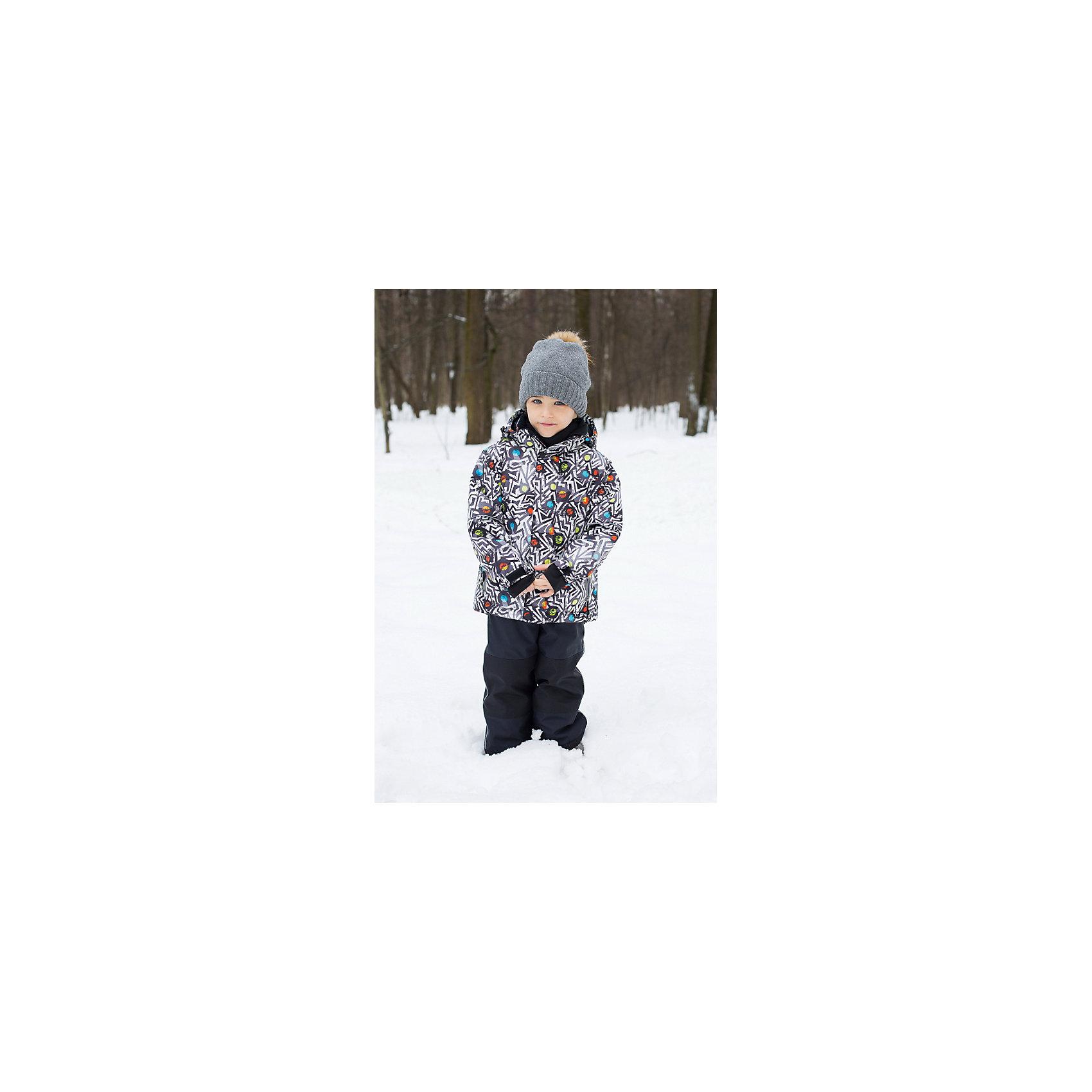 Комплект для мальчика: куртка и полукомбинезон Sweet Berry