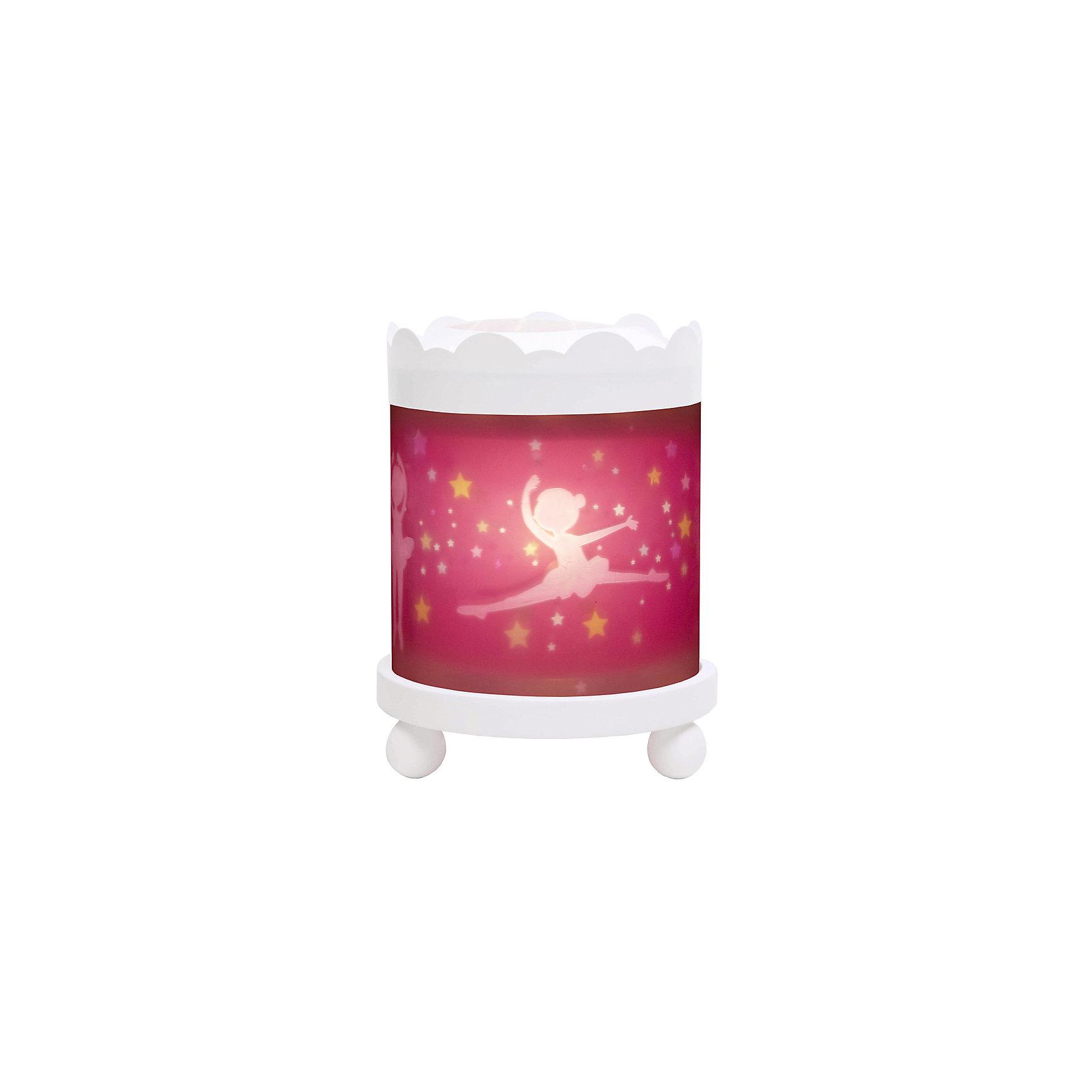 TROUSSELIER Светильник-ночник с функцией проектора Ballerina, Trousselier ночники pabobo ночник мишка путешественник