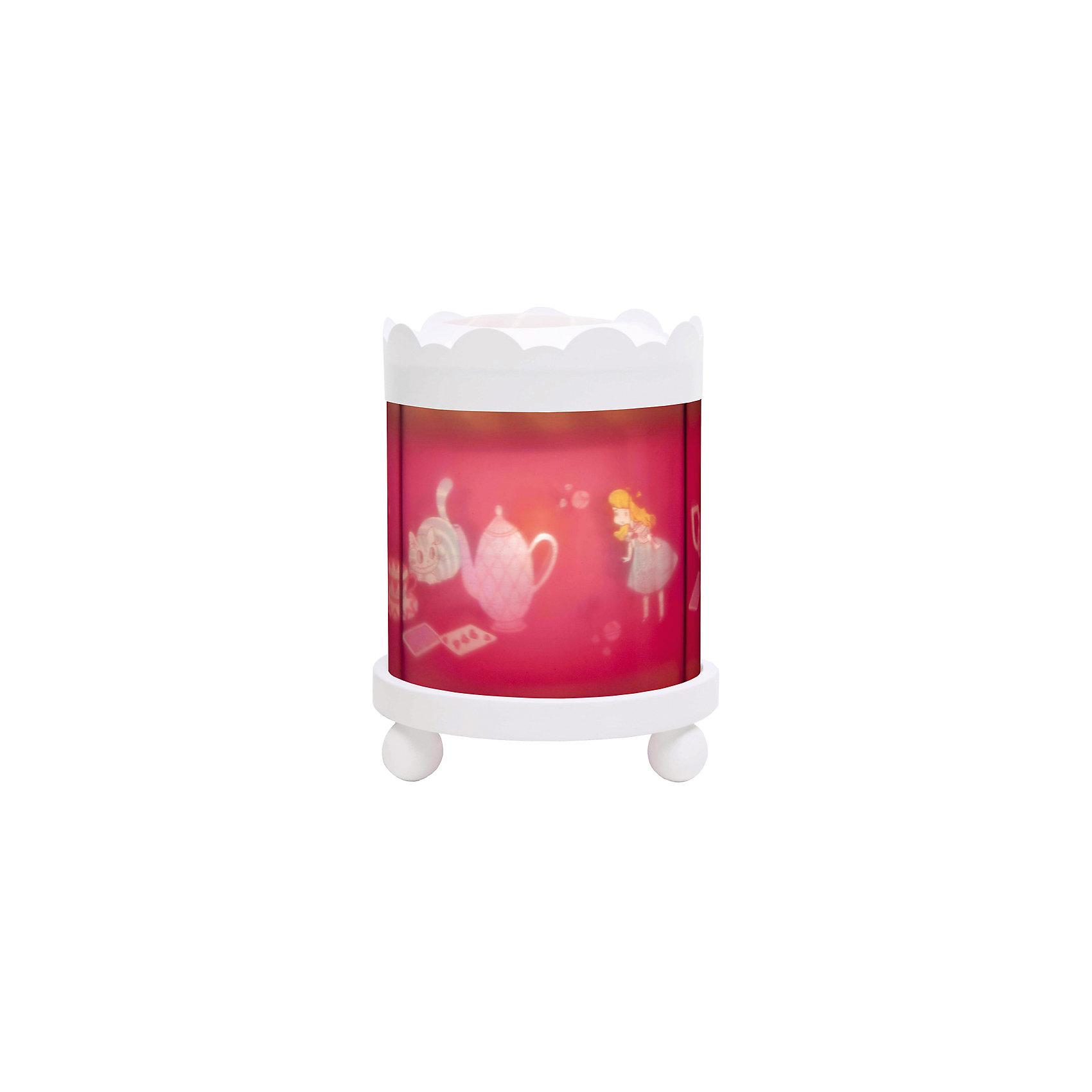 TROUSSELIER Светильник-ночник с функцией проектора Alice, Trousselier ночники pabobo ночник мишка путешественник