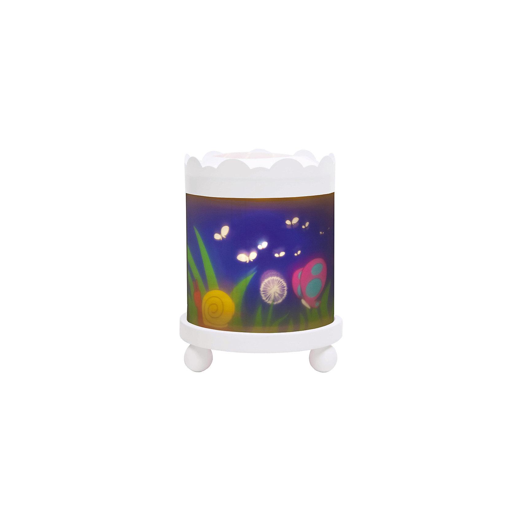 TROUSSELIER Светильник-ночник с функцией проектора Butterfly, Trousselier trousselier светильник ночник балерина trousselier белый