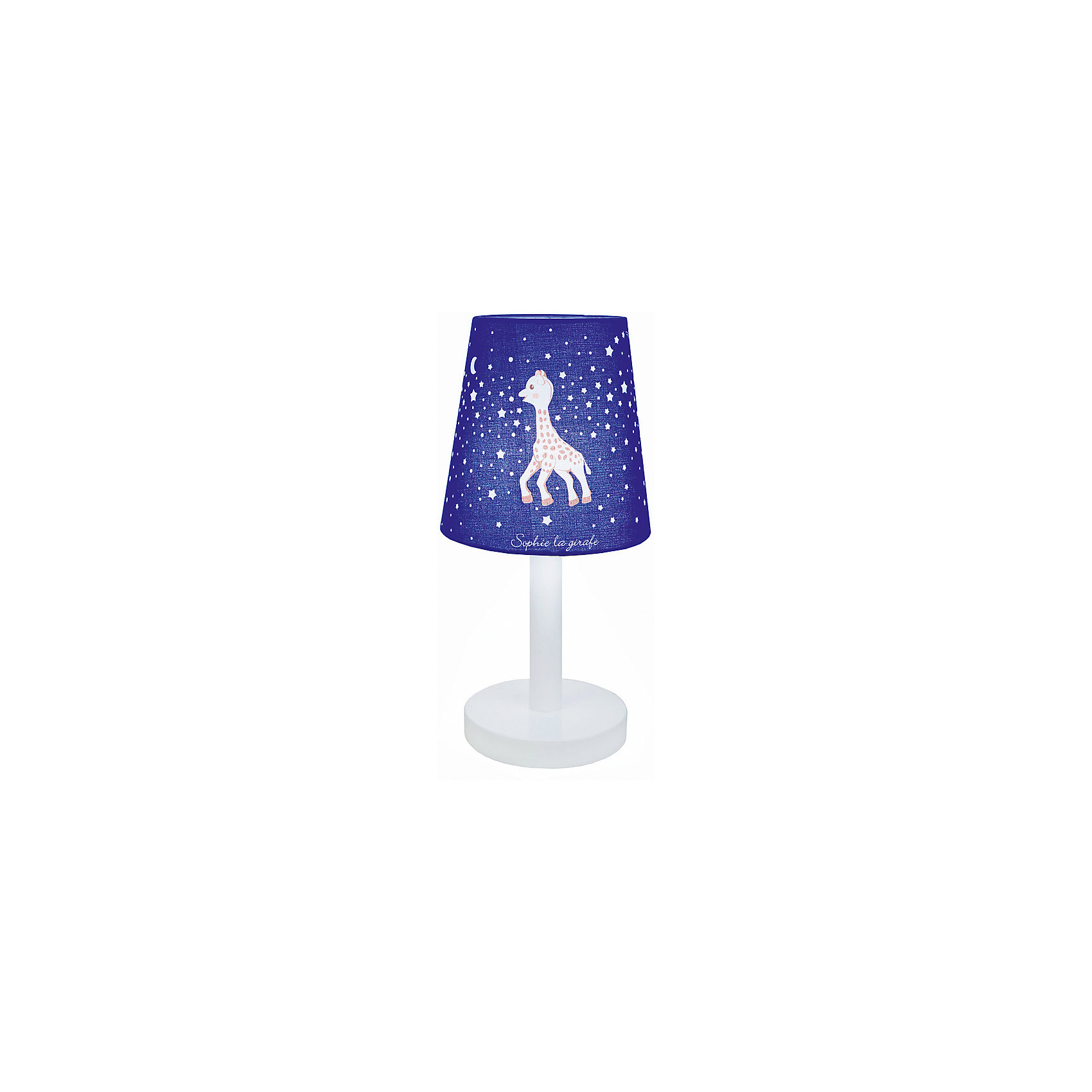 Лампа ночник 30 Cm Sophie the Giraffe, TrousselierЛампы, ночники, фонарики<br>С ночником любое помещение становится уютнее!  Для детей это еще и повышение качества сна - с ночником они спят спокойнее, так как вокруг нет пугающей темноты.<br>Этот ночник выглядит очень красиво - на нем симпатичная картинка, красивый абажур. Корпус ночника - прочный, из дерева и металла. Изделие произведено из высококачественных материалов, и соответствует европейским стандартам безопасности.<br><br>Дополнительная информация:<br><br>цвет: разноцветный;<br>материал: металл, жароустойчивый пластик, дерево;<br>работает от розетки;<br>внутри - лампочка 12 V 20 W;<br>длина шнура: 1,8 метра;<br>размер: 15 х 15 х 30 см.<br><br>Лампу ночник 30 Cm Sophie the Giraffe от французской компании Trousselier можно купить в нашем магазине.<br><br>Ширина мм: 175<br>Глубина мм: 175<br>Высота мм: 260<br>Вес г: 730<br>Возраст от месяцев: 0<br>Возраст до месяцев: 216<br>Пол: Унисекс<br>Возраст: Детский<br>SKU: 4961825