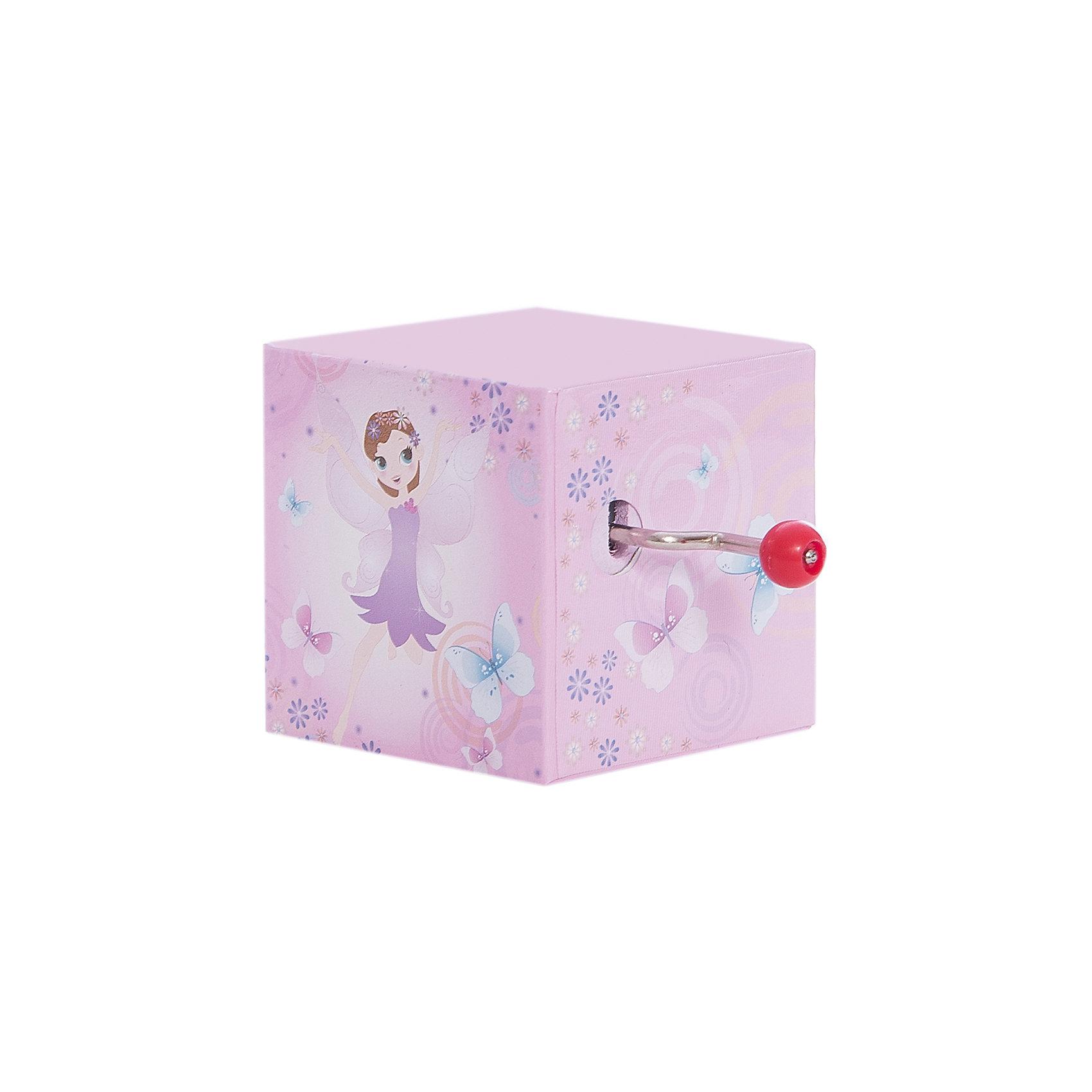 TROUSSELIER Музыкальная мини шарманка Fairy Parma, Trousselier trousselier музыкальная мини шарманка elmer© trousselier