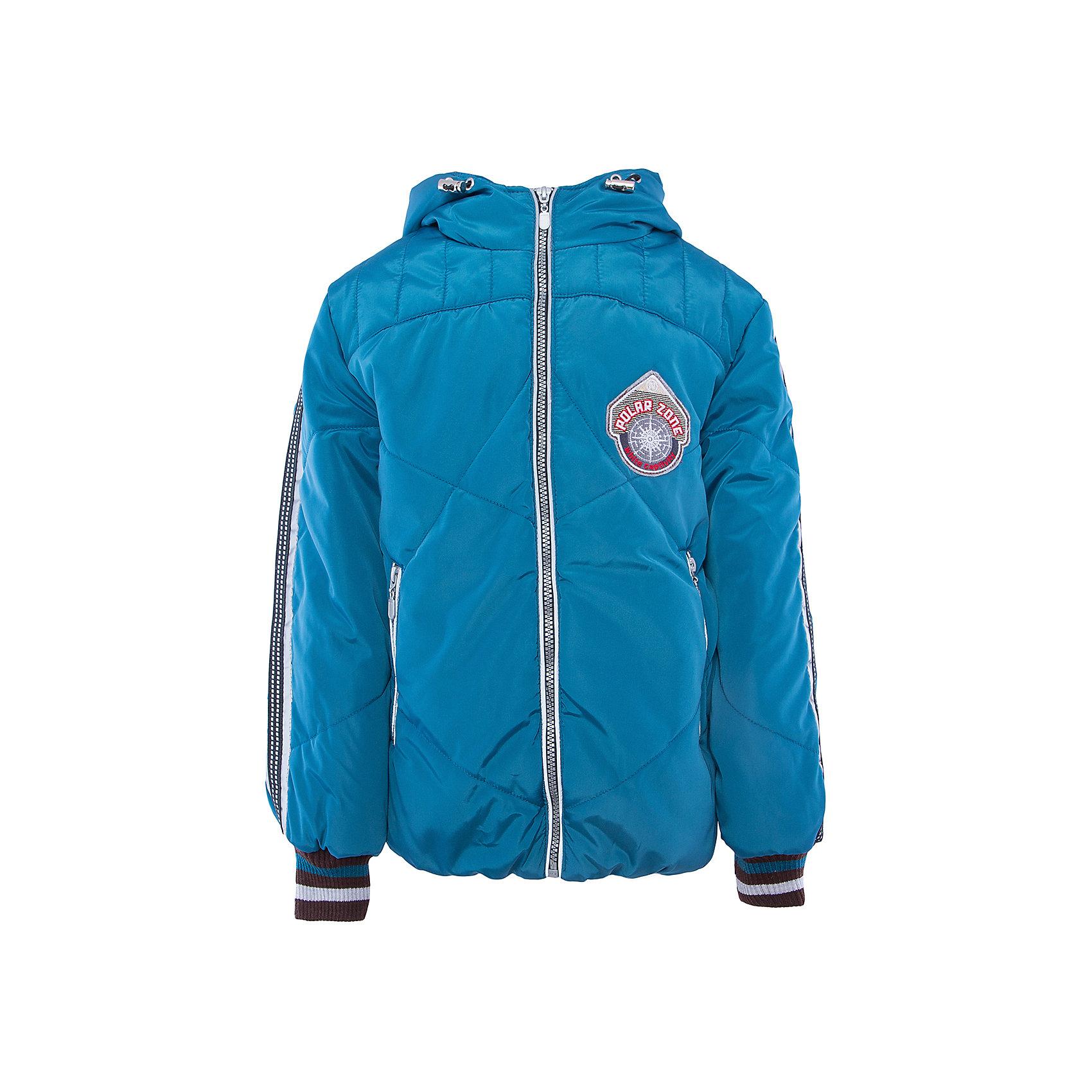 Куртка для мальчика АртельВерхняя одежда<br>Куртка для мальчика от известного бренда Артель<br>Куртка прямого силуэта. Капюшон может использоваться как оригинальный воротник, т.к. имеет молнию по-середине. По низу куртка отделанадекоративной резинкой, что позволяет изделиюмаксимально прилегать и не пропускать холод. Рукава декорированы светоотражающей тесьмой. Низ <br>Состав:<br>Верх: Принц<br>Подкладка: сорочка<br>Утеплитель: термофайбер 200гр<br><br>Ширина мм: 356<br>Глубина мм: 10<br>Высота мм: 245<br>Вес г: 519<br>Цвет: синий<br>Возраст от месяцев: 84<br>Возраст до месяцев: 96<br>Пол: Мужской<br>Возраст: Детский<br>Размер: 128,158,134,140,146,152<br>SKU: 4963602