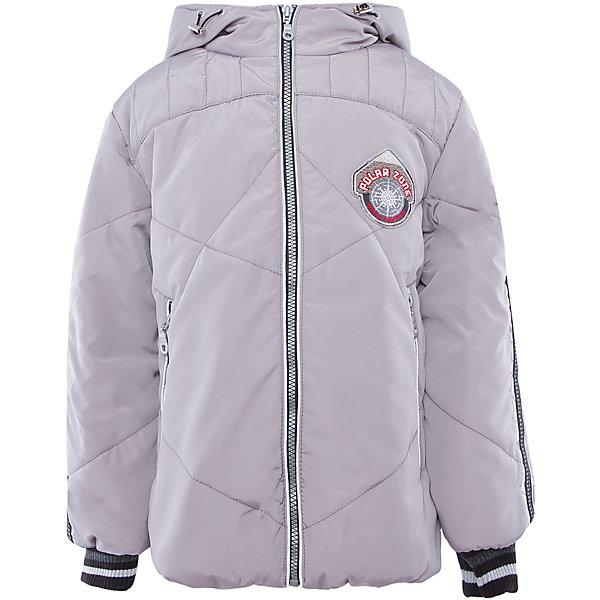 Куртка для мальчика АртельВерхняя одежда<br>Куртка для мальчика от известного бренда Артель<br>Куртка прямого силуэта. Капюшон может использоваться как оригинальный воротник, т.к. имеет молнию по-середине. По низу куртка отделанадекоративной резинкой, что позволяет изделиюмаксимально прилегать и не пропускать холод. Рукава декорированы светоотражающей тесьмой. Низ <br>Состав:<br>Верх: Принц<br>Подкладка: сорочка<br>Утеплитель: термофайбер 200гр<br>Ширина мм: 356; Глубина мм: 10; Высота мм: 245; Вес г: 519; Цвет: серый; Возраст от месяцев: 84; Возраст до месяцев: 96; Пол: Мужской; Возраст: Детский; Размер: 128,158,152,146,140,134; SKU: 4963609;