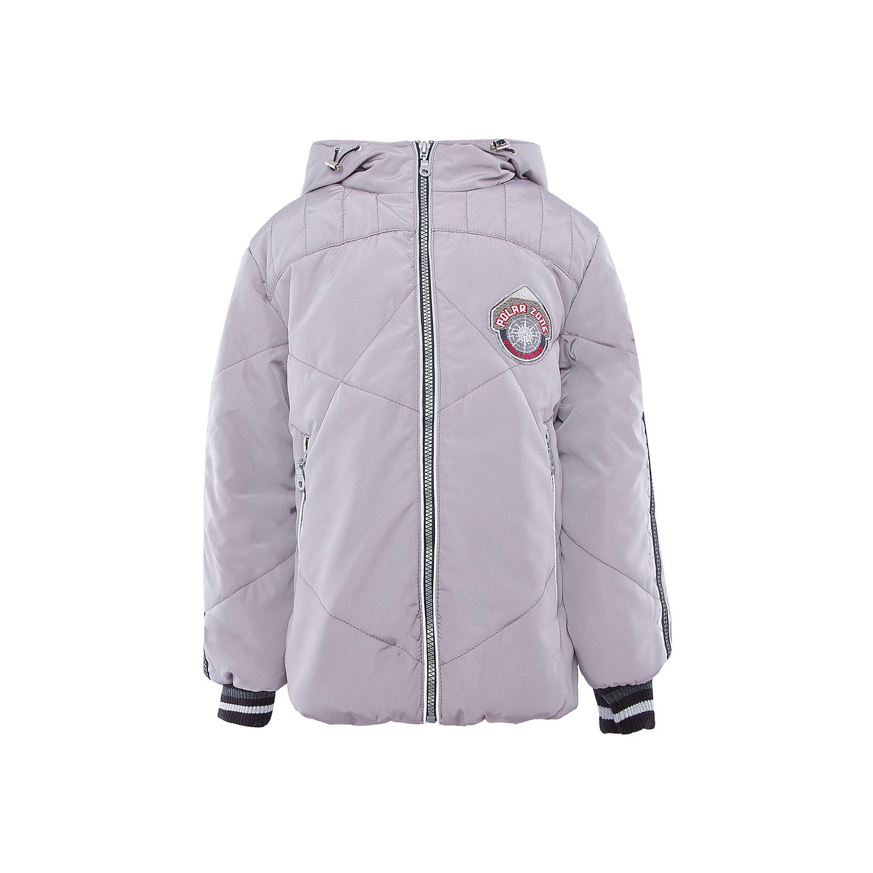 Куртка для мальчика АртельВерхняя одежда<br>Куртка для мальчика от известного бренда Артель<br>Куртка прямого силуэта. Капюшон может использоваться как оригинальный воротник, т.к. имеет молнию по-середине. По низу куртка отделанадекоративной резинкой, что позволяет изделиюмаксимально прилегать и не пропускать холод. Рукава декорированы светоотражающей тесьмой. Низ <br>Состав:<br>Верх: Принц<br>Подкладка: сорочка<br>Утеплитель: термофайбер 200гр<br><br>Ширина мм: 356<br>Глубина мм: 10<br>Высота мм: 245<br>Вес г: 519<br>Цвет: серый<br>Возраст от месяцев: 84<br>Возраст до месяцев: 96<br>Пол: Мужской<br>Возраст: Детский<br>Размер: 128,158,134,140,146,152<br>SKU: 4963609