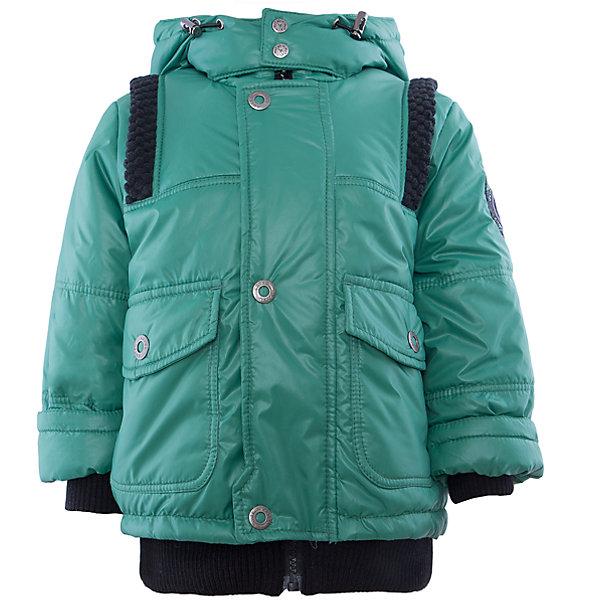 Куртка для мальчика АртельВерхняя одежда<br>Куртка для мальчика от известного бренда Артель<br>Куртка для мальчика с центральной застежкой на молнию, прикрытой ветрозащитной планкой. Капюшон втачной с регулируемой кулиской по краю. Манжета рукава отворотная, регулируется по длине, внутри трикотажная манжета. Но низу куртка отделана трикотажным подвязом. <br>Состав:<br>Верх: YSD 819<br>Подкладка: интерлок<br>Утеплитель: термофайбер 200гр<br><br>Ширина мм: 356<br>Глубина мм: 10<br>Высота мм: 245<br>Вес г: 519<br>Цвет: зеленый<br>Возраст от месяцев: 12<br>Возраст до месяцев: 15<br>Пол: Мужской<br>Возраст: Детский<br>Размер: 80,98,86,92<br>SKU: 4963626