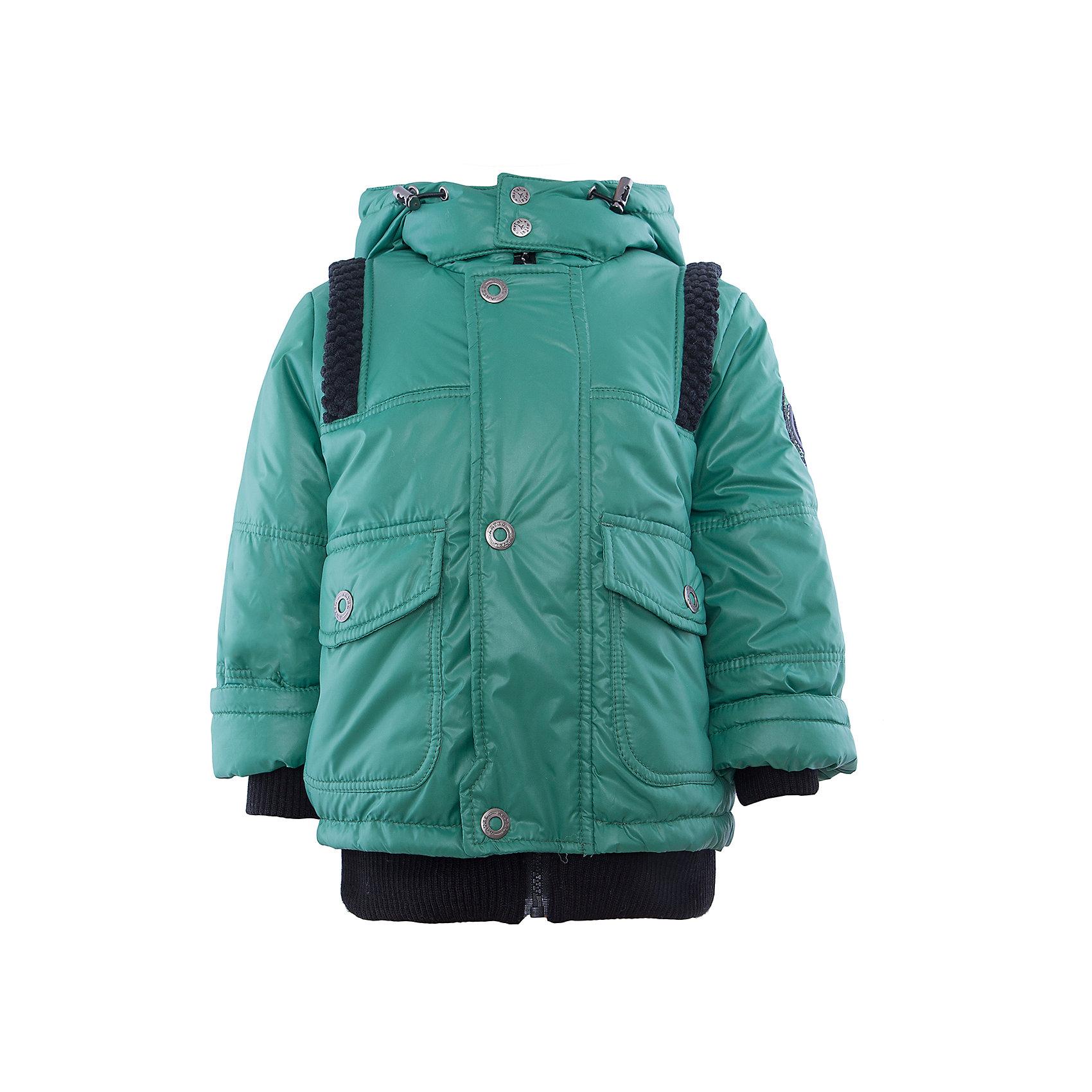 Куртка для мальчика АртельВерхняя одежда<br>Куртка для мальчика от известного бренда Артель<br>Куртка для мальчика с центральной застежкой на молнию, прикрытой ветрозащитной планкой. Капюшон втачной с регулируемой кулиской по краю. Манжета рукава отворотная, регулируется по длине, внутри трикотажная манжета. Но низу куртка отделана трикотажным подвязом. <br>Состав:<br>Верх: YSD 819<br>Подкладка: интерлок<br>Утеплитель: термофайбер 200гр<br><br>Ширина мм: 356<br>Глубина мм: 10<br>Высота мм: 245<br>Вес г: 519<br>Цвет: зеленый<br>Возраст от месяцев: 24<br>Возраст до месяцев: 36<br>Пол: Мужской<br>Возраст: Детский<br>Размер: 98,80,86,92<br>SKU: 4963626
