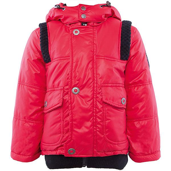 Куртка для мальчика АртельВерхняя одежда<br>Куртка для мальчика от известного бренда Артель<br>Куртка для мальчика с центральной застежкой на молнию, прикрытой ветрозащитной планкой. Капюшон втачной с регулируемой кулиской по краю. Манжета рукава отворотная, регулируется по длине, внутри трикотажная манжета. Но низу куртка отделана трикотажным подвязом. <br>Состав:<br>Верх: YSD 819<br>Подкладка: интерлок<br>Утеплитель: термофайбер 200гр<br><br>Ширина мм: 356<br>Глубина мм: 10<br>Высота мм: 245<br>Вес г: 519<br>Цвет: красный<br>Возраст от месяцев: 18<br>Возраст до месяцев: 24<br>Пол: Мужской<br>Возраст: Детский<br>Размер: 92,86,80,98<br>SKU: 4963631