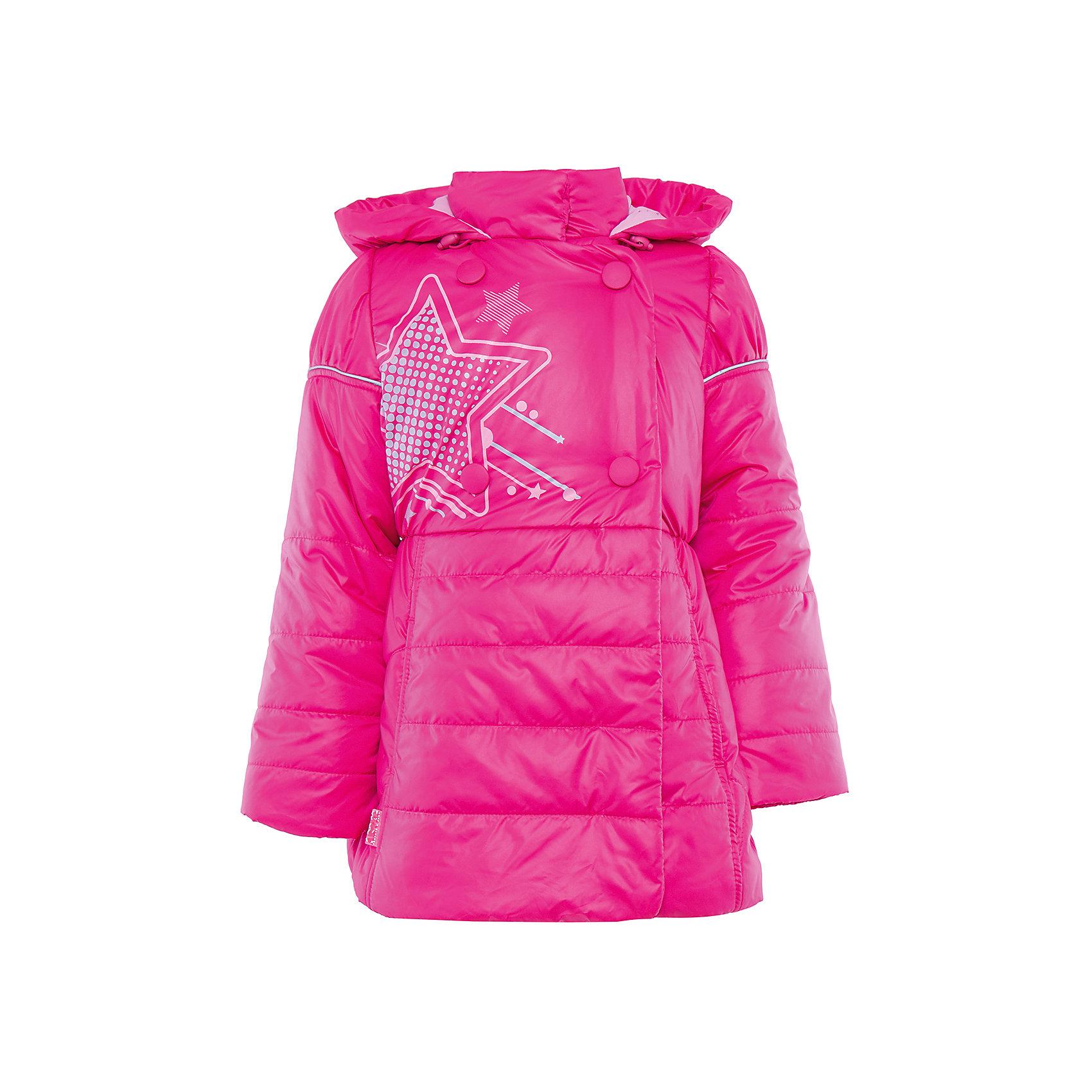 Куртка для девочки АртельВерхняя одежда<br>Куртка для девочки от известного бренда Артель<br>Стильная удлиненная двубортная куртка на девочку. Капюшон втачной с отворотом в виде буфа. Манжета рукава регулируется по длине. По линии талии сторочка с резинкой. <br>Состав:<br>Верх: YSD 819<br>Подкладка: интерлок, тиси<br>Утеплитель: термофайбер 200гр<br><br>Ширина мм: 356<br>Глубина мм: 10<br>Высота мм: 245<br>Вес г: 519<br>Цвет: розовый<br>Возраст от месяцев: 60<br>Возраст до месяцев: 72<br>Пол: Женский<br>Возраст: Детский<br>Размер: 116,128,104,110,122<br>SKU: 4963654