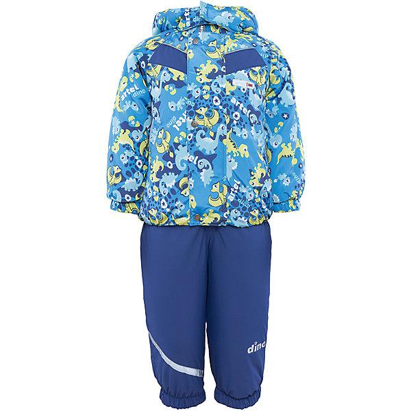 Комплект: куртка и полукомбинезон для мальчика АртельВерхняя одежда<br>Комплект: куртка и полукомбинезон для мальчика от известного бренда Артель<br>Комплект на современном утеплителеиз мембранной ткани, позволит малышу долго гулять даже в самую слякотную погоду, кататься с мокрых горок и не промокнуть. Куртка выполнена из ткани с оригинальным принтом динозавриков. Центральный замок на молнию прикрыт декоративной планкой-рюшей. Функцию дополнительной защиты от ветра выполняют: глубокий капюшон с резинкой по краю, кулиска с резинкой по низу куртки и резинка с флисовой внутренней вставкой на рукавах. У полукомбинезона регулируется длина бретелек. По низу штанишек расположены штрипки, которые фиксируются на сапожках, удерживают штанину от задирания и обеспечивают дополнительную защиту от скольжения. Сзади, по линии талии, для дополнительной фиксации, расположена резинка.<br>Состав:<br>Верх: КВ-703<br>Подкладка: интерлок, ПЭ<br>Утеплитель: термофин 200гр<br><br>Ширина мм: 215<br>Глубина мм: 88<br>Высота мм: 191<br>Вес г: 336<br>Цвет: синий<br>Возраст от месяцев: 12<br>Возраст до месяцев: 15<br>Пол: Мужской<br>Возраст: Детский<br>Размер: 80,110,104,86<br>SKU: 4963914