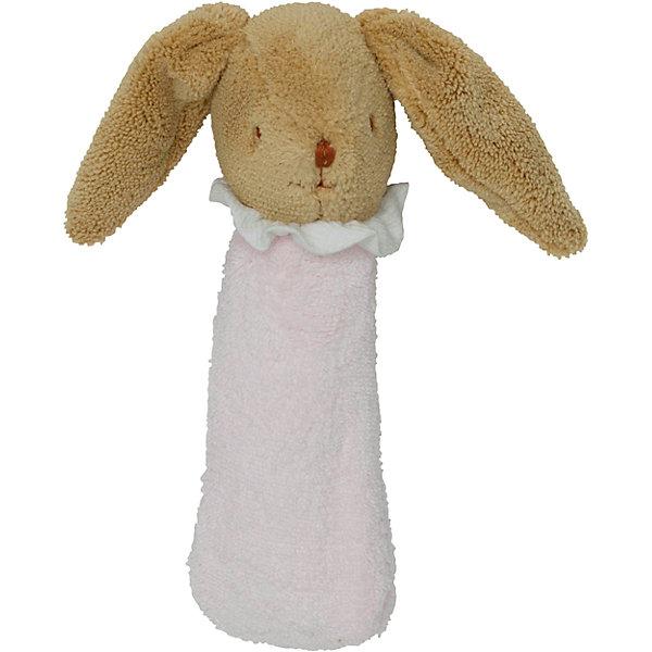 Мягкая погремушка Зайка, розовая, 17смИгрушки для новорожденных<br>Мягкая погремушка Зайка, розовая, 17см, Trousselier<br><br>Характеристика:<br><br>-Материалы: текстиль,полиэстер,хлопок<br>-Возраст: от 3 месяцев<br>-Размер: 17 см<br>-Цвет: розовый<br>-Марка: Trousselier<br><br>Мягкая погремушка Зайка это отличный вариант для самых маленьких. Ребёнок не сможет пораниться, ведь вся погремушка мягкая, словно плюшевая игрушка. Выполнена она в виде зайчика в розовом цвете. Погремушка будет развивать слух, внимание и цветовое восприятие.<br><br>Мягкая погремушка Зайка, розовая, 17см, Trousselier можно приобрести в нашем интернет-магазине.<br>Ширина мм: 170; Глубина мм: 40; Высота мм: 40; Вес г: 380; Возраст от месяцев: -2147483648; Возраст до месяцев: 2147483647; Пол: Женский; Возраст: Детский; SKU: 4964778;