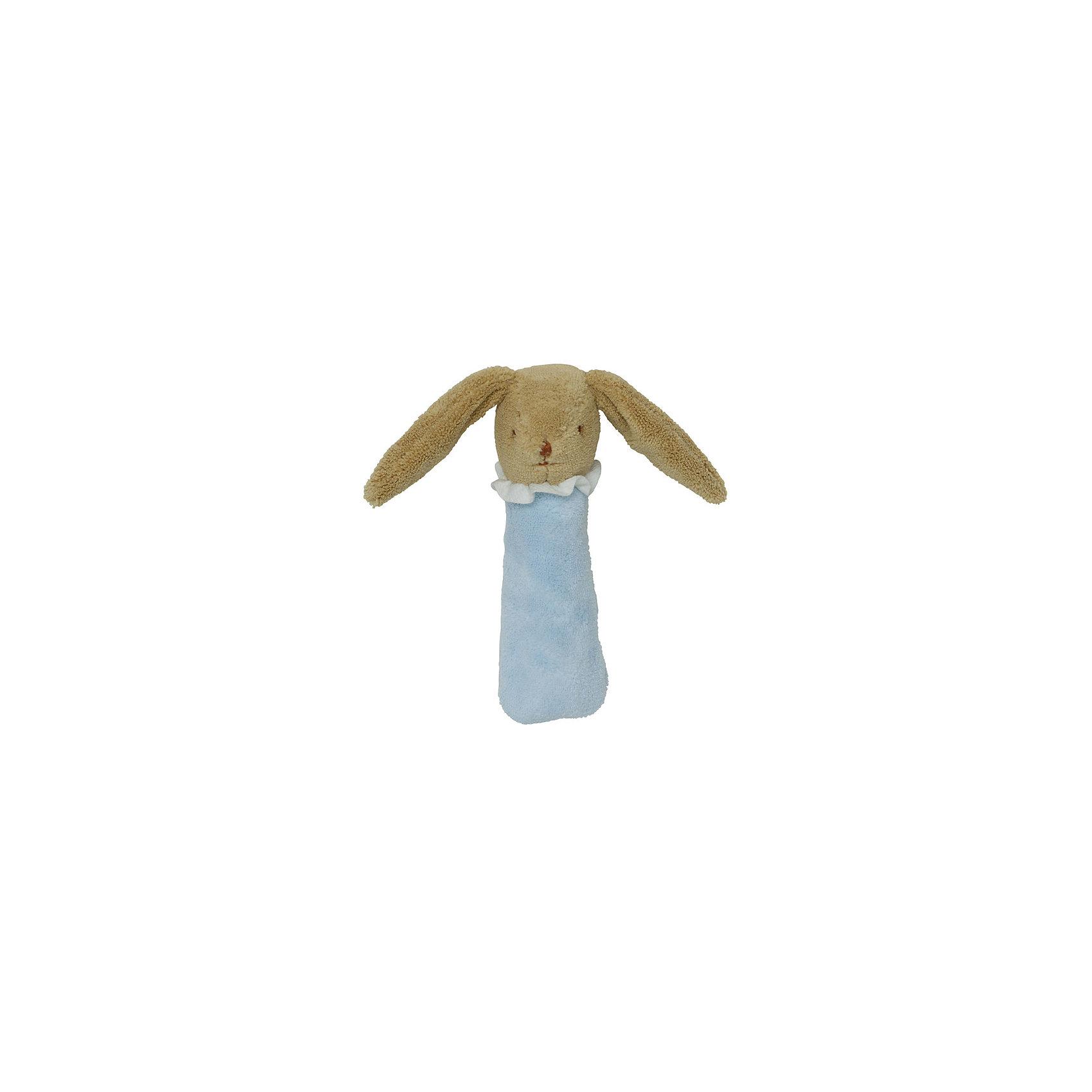 Мягкая погремушка Зайка, голубая, 17см&#13;, TrousselierПогремушки<br>Мягкая погремушка Зайка, голубая, 17см, Trousselier<br><br>Характеристика:<br><br>-Материалы: текстиль,полиэстер,хлопок<br>-Возраст: от 3 месяцев<br>-Размер: 17 см<br>-Цвет: голубой<br>-Марка: Trousselier<br><br>Мягкая погремушка Зайка это отличный вариант для самых маленьких. Ребёнок не сможет пораниться, ведь вся погремушка мягкая, словно плюшевая игрушка. Выполнена она в виде зайчика в голубом цвете. Погремушка будет развивать слух, внимание и цветовое восприятие.<br><br>Мягкая погремушка Зайка, голубая, 17см, Trousselier можно приобрести в нашем интернет-магазине.<br><br>Ширина мм: 170<br>Глубина мм: 40<br>Высота мм: 40<br>Вес г: 380<br>Возраст от месяцев: -2147483648<br>Возраст до месяцев: 2147483647<br>Пол: Унисекс<br>Возраст: Детский<br>SKU: 4964779