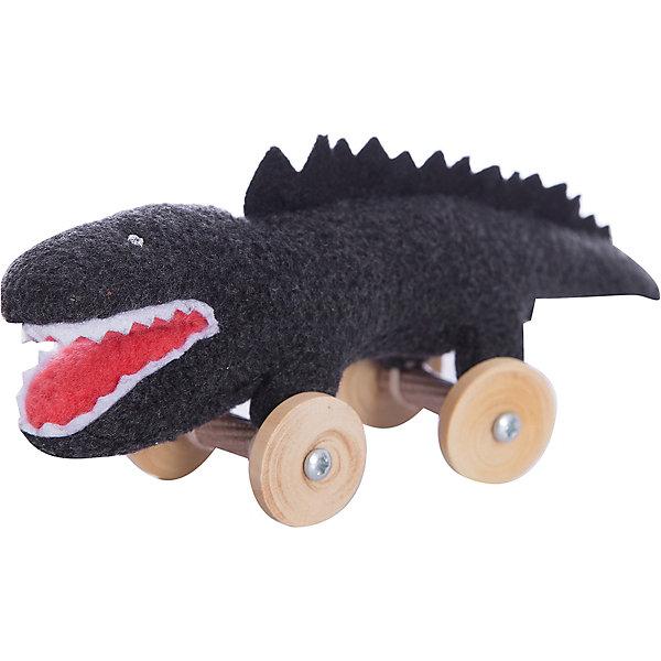 Мягкая игрушка Крокодил на колесиках, черный, 16смМягкие игрушки животные<br>Мягкая игрушка Крокодил на колесиках, черный, 16см, Trousselier (Трусельер).<br><br>Характеристики:<br><br>- Длина: 16 см.<br>- Цвет: черный<br>- Материал: дерево, хлопок, хлопковый велюр<br>- Уход: ручная стирка<br><br>Игрушка-каталка, выполненная в виде очаровательного крокодильчика с колесиками, непременно, привлечет к себе внимание ребенка. Игрушка изготовлена из мягкого гипоаллергенного материала - хлопкового велюра, колесики из натурального дерева и абсолютно безопасна для детей. Оригинальная форма и яркие цвета стимулируют развитие малыша. В процессе игры у ребенка развивается моторика, координация движений, цветовое восприятие, а также тактильные ощущения. Французский бренд Trousselier (Трусельер) вот уже более 40 лет создает уникальные коллекции детских игрушек. Вся продукция изготавливается из натуральных материалов с соблюдением высоких европейских стандартов качества.<br><br>Мягкую игрушку Крокодил на колесиках, черный, 16см, Trousselier (Трусельер) можно купить в нашем интернет-магазине.<br>Ширина мм: 130; Глубина мм: 130; Высота мм: 75; Вес г: 380; Возраст от месяцев: -2147483648; Возраст до месяцев: 2147483647; Пол: Унисекс; Возраст: Детский; SKU: 4964785;