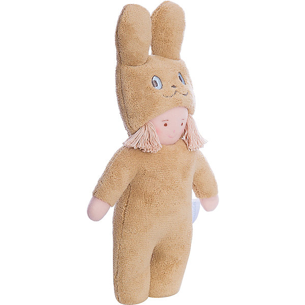Тряпичная кукла Девочка в костюме кролика, 40смКуклы<br>Тряпичная кукла Девочка в костюме кролика, 40см, Trousselier.<br><br>Характеристика:<br><br>• Материал: текстиль, плюш, пластик.    <br>• Высота игрушки: 40 см.<br>• Мягкая, приятная на ощупь.<br><br>Дети обожают мягкие игрушки, ведь с ними так приятно играть днем и уютно и спокойно засыпать ночью! Эта очаровательная малышка в костюме кролика приведет в восторг любую девочку! Куколка очень мягкая и приятная на ощупь, изготовлена из высококачественных гипоаллергенных материалов абсолютно безопасных даже для малышей.<br><br>Тряпичную куклу Девочка в костюме кролика, 40см, Trousselier, можно купить в нашем магазине.<br><br>Ширина мм: 350<br>Глубина мм: 205<br>Высота мм: 80<br>Вес г: 180<br>Возраст от месяцев: -2147483648<br>Возраст до месяцев: 2147483647<br>Пол: Унисекс<br>Возраст: Детский<br>SKU: 4964789