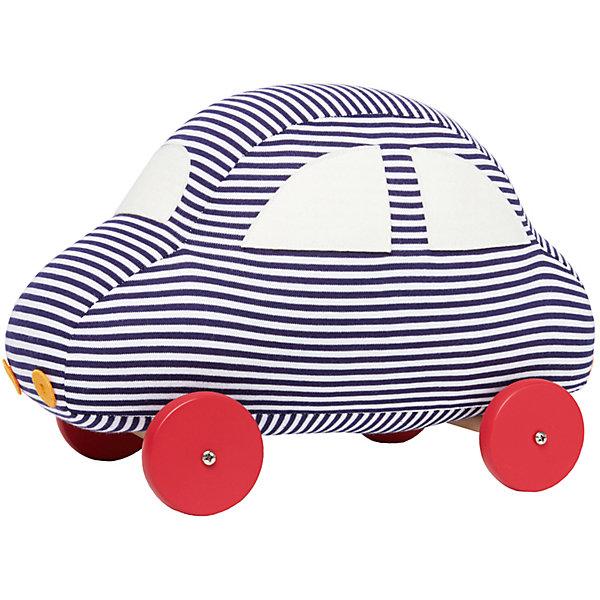 Мягкая игрушка Автомобиль на колесикахМашинки<br>Характеристика:<br><br>- Возраст: от 6 месяцев.<br>- Материал: хлопковый велюр, дерево.<br>- Размер игрушки: 29 см.<br><br>Такая милая, мягкая игрушка обязательно понравится Вашему ребенку!<br><br>Мягкую игрушку Автомобиль на колесиках Trousselier, можно купить в нашем магазине.<br>Ширина мм: 210; Глубина мм: 210; Высота мм: 50; Вес г: 410; Возраст от месяцев: -2147483648; Возраст до месяцев: 2147483647; Пол: Унисекс; Возраст: Детский; SKU: 4964798;