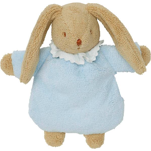 Мягкая погремушка Зайка, голубой, 19см&#13;, TrousselierИгрушки для новорожденных<br>Мягкая погремушка Зайка, голубой, 19см, Trousselier<br><br>Характеристика:<br><br>-Материалы: текстиль,полиэстер,хлопок<br>-Возраст: от 3 месяцев<br>-Размер: 19 см<br>-Цвет: голубой<br>-Марка: Trousselier<br><br>Мягкая погремушка Зайка это отличный вариант для самых маленьких. Ребёнок не сможет пораниться. Вся погремушка выглядит, как плюшевая игрушка. Выполнена она в виде зайчика в голубом цвете. Погремушка будет развивать слух, внимание и цветовое восприятие.<br><br>Мягкая погремушка Зайка, голубой, 19см, Trousselier можно приобрести в нашем интернет-магазине.<br><br>Ширина мм: 155<br>Глубина мм: 155<br>Высота мм: 70<br>Вес г: 130<br>Возраст от месяцев: -2147483648<br>Возраст до месяцев: 2147483647<br>Пол: Унисекс<br>Возраст: Детский<br>SKU: 4964799